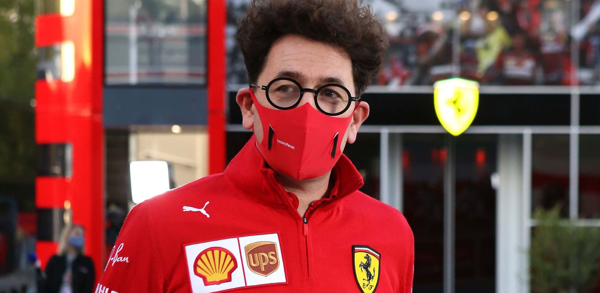 GP EMILIA ROMAGNA F1/2020 -  VENERDÌ 30/10/2020   credit: @Scuderia Ferrari Press Office Mattia Binotto
