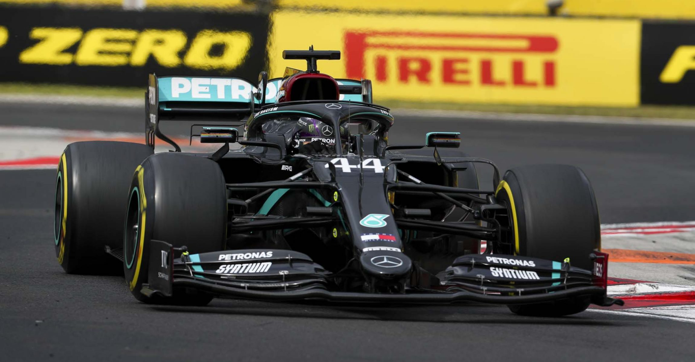 2020 Hungarian Grand Prix, Sunday - LAT Images Lewis Hamilton Mercedes