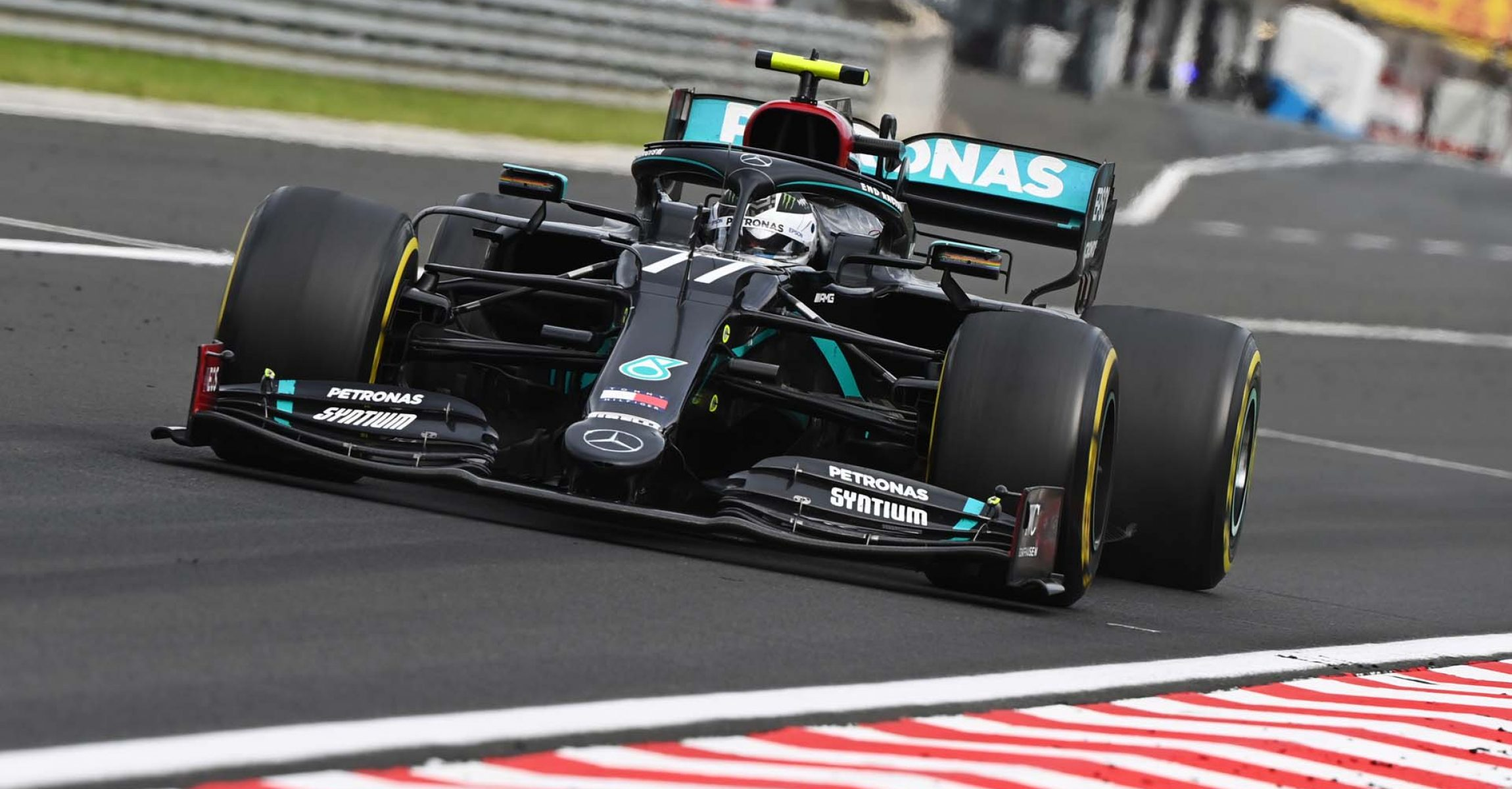 2020 Hungarian Grand Prix, Sunday - LAT Images Valtteri Bottas Mercedes