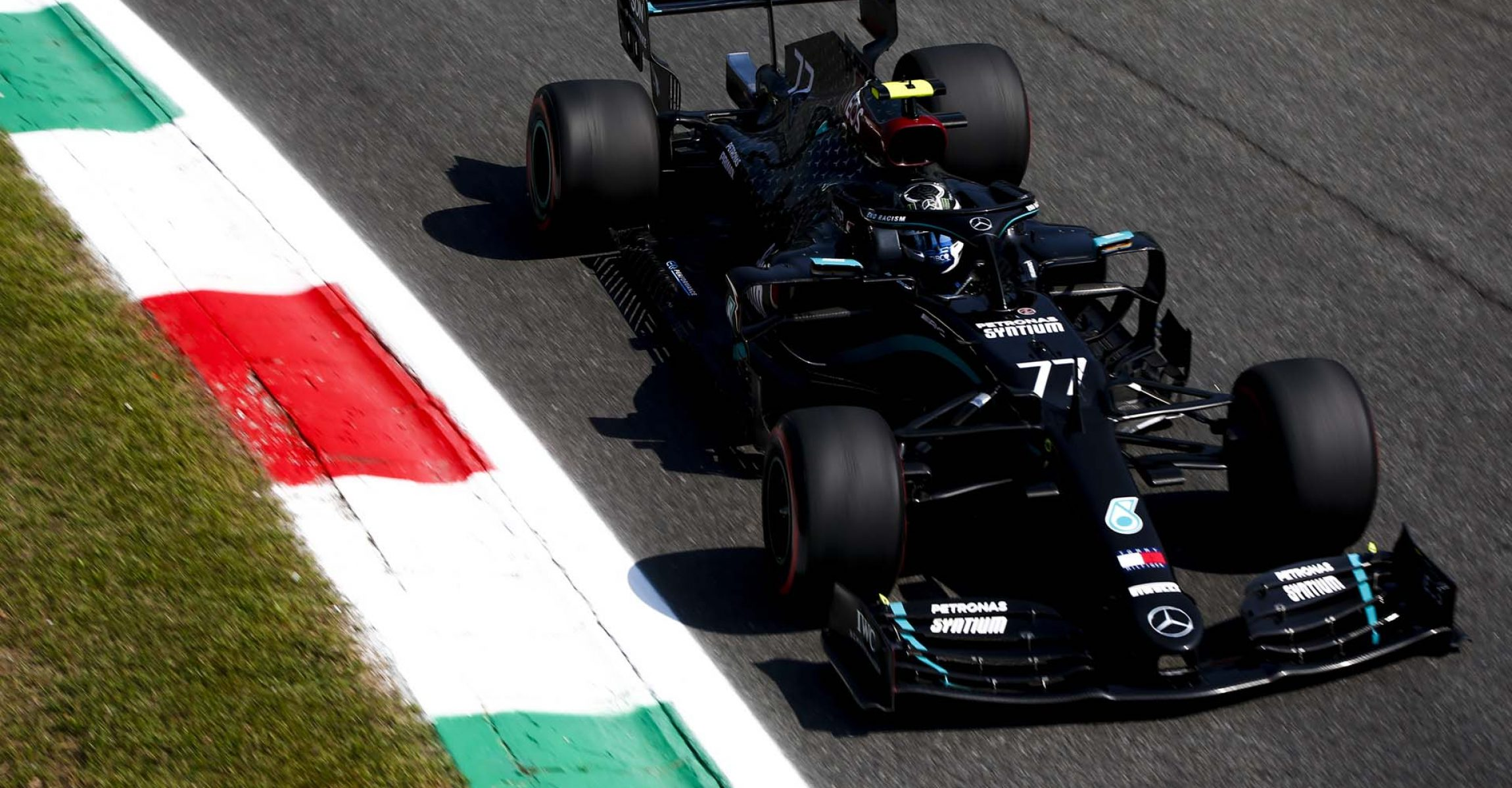 2020 Italian Grand Prix, Friday - LAT Images Valtteri Bottas Mercedes