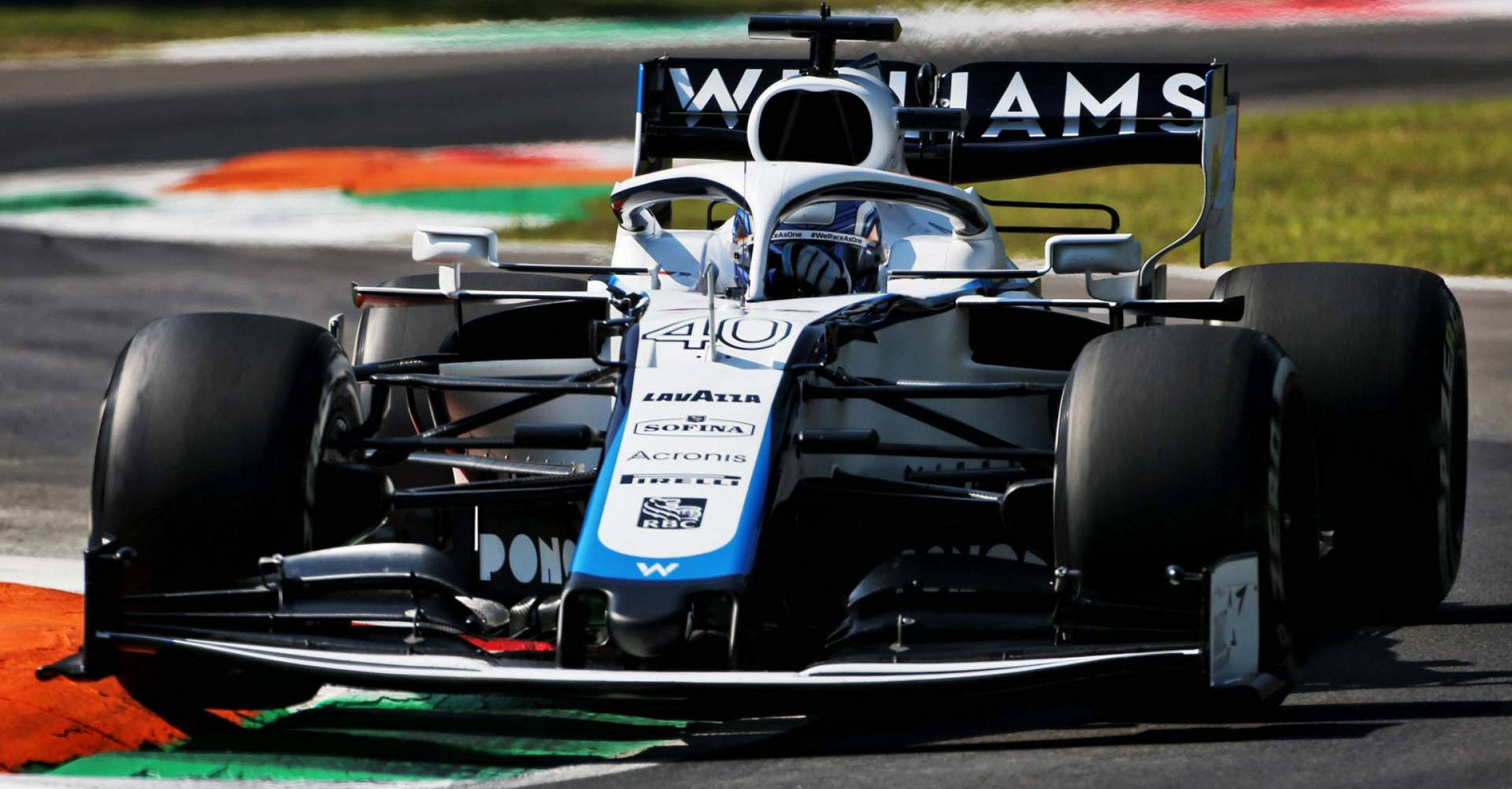 Roy Nissany (ISR) Williams Racing FW43 Test Driver. Italian Grand Prix, Friday 4th September 2020. Monza Italy.