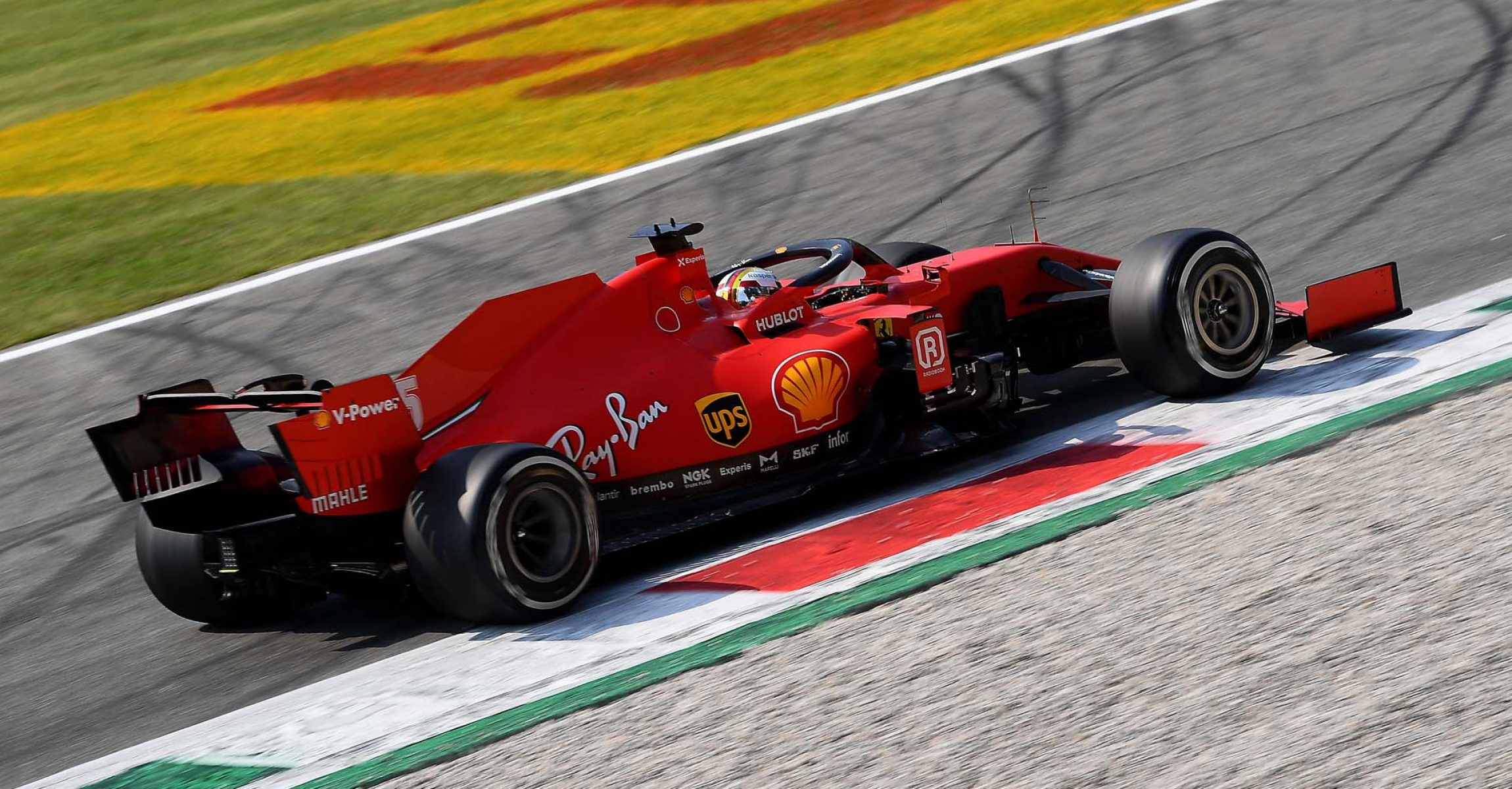 GP ITALIA F1/2020 -  DOMENICA 06/09/2020   credit: @Scuderia Ferrari Press Office Sebastian Vettel
