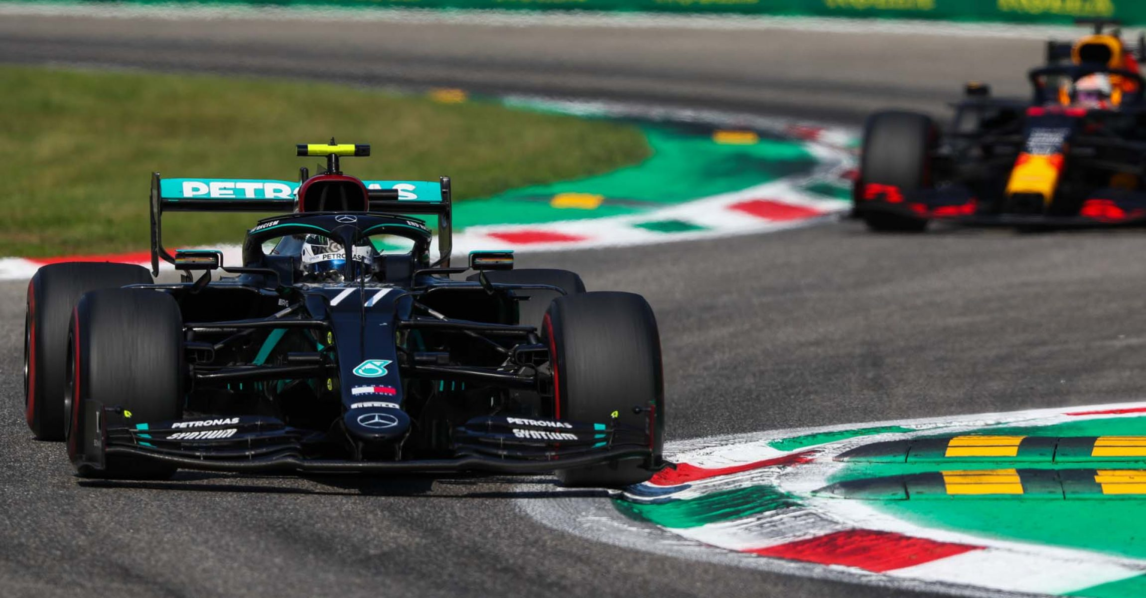 2020 Italian Grand Prix, Sunday - LAT Images Valtteri Bottas Mercedes