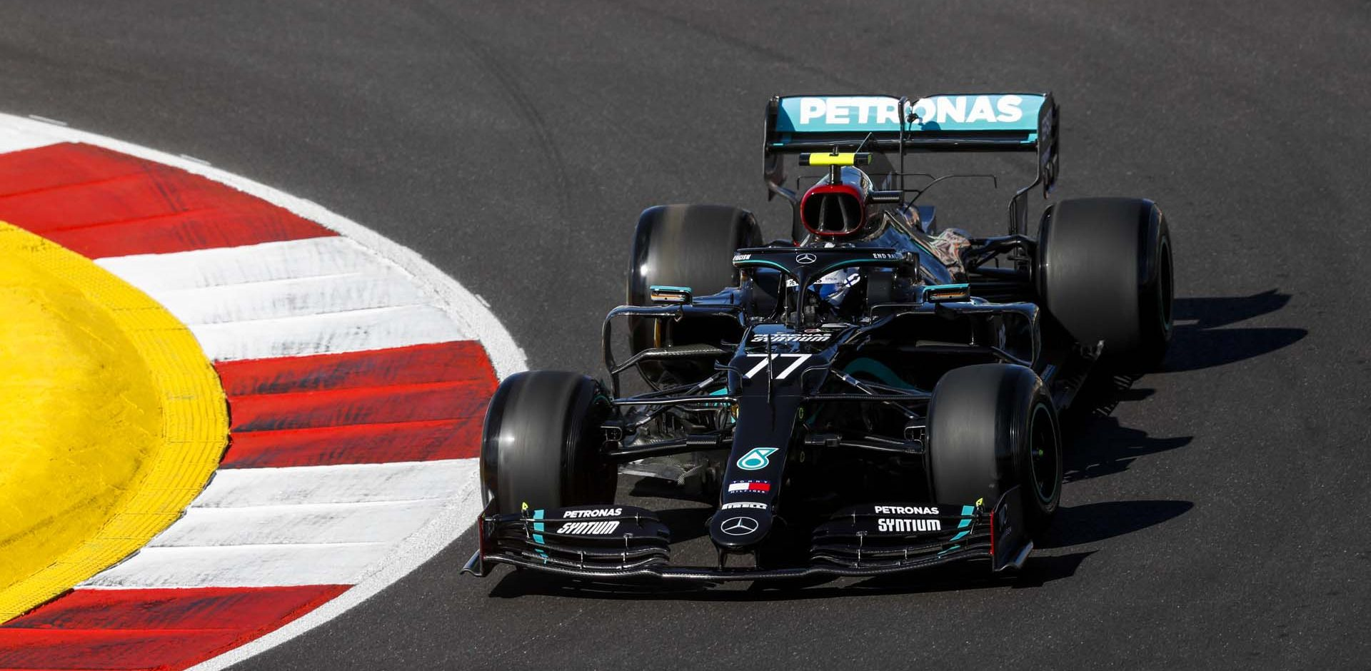 2020 Portuguese Grand Prix, Friday - LAT Images Valtteri Bottas Mercedes