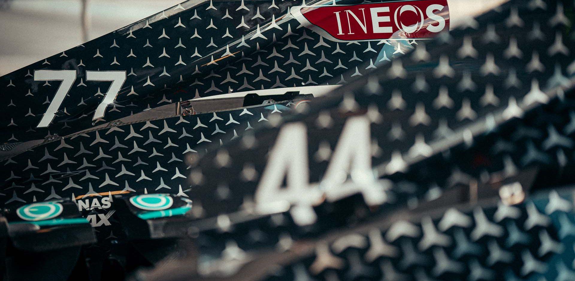 2020 Portuguese Grand Prix, Thursday - Sebastian Kawka Mercedes