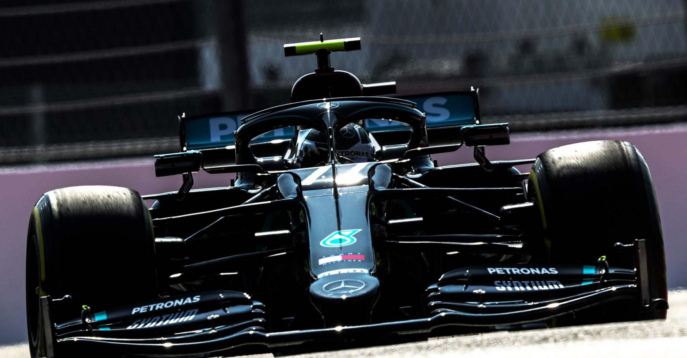 2020 Russian Grand Prix, Friday - LAT Images Valtteri Bottas Mercedes Mercedes