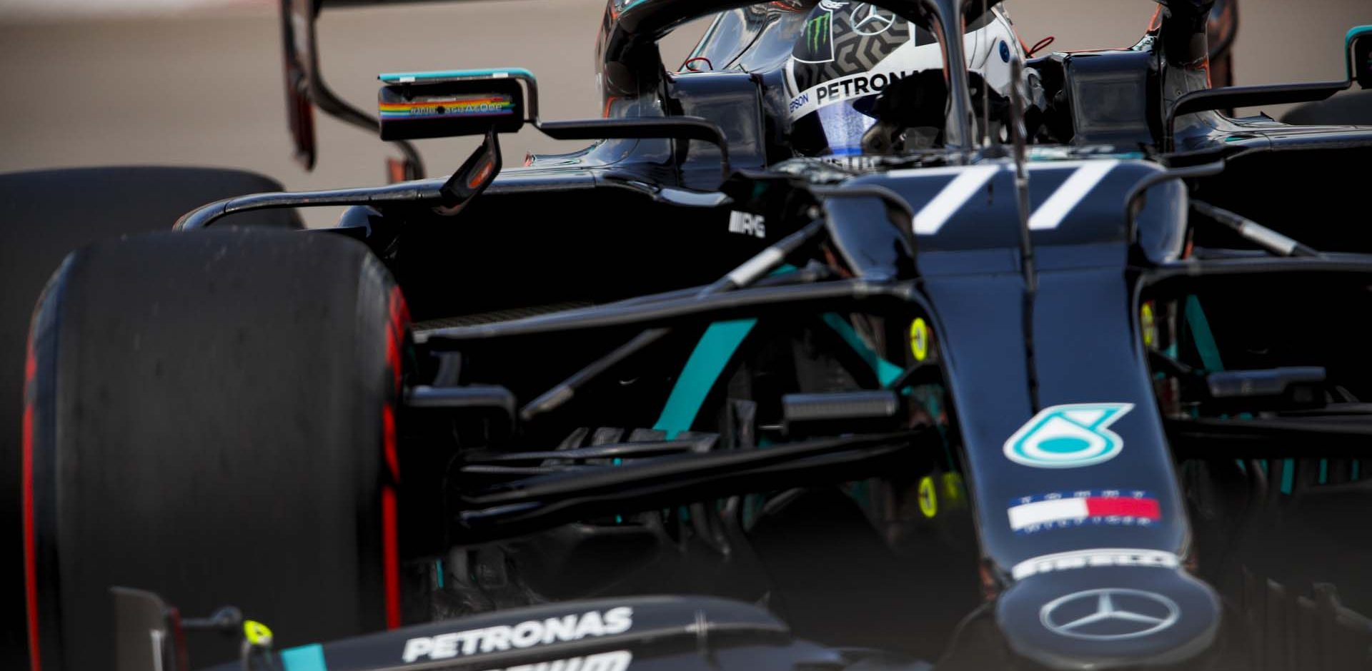 2020 Russian Grand Prix, Saturday - LAT Images Valtteri Bottas Mercedes