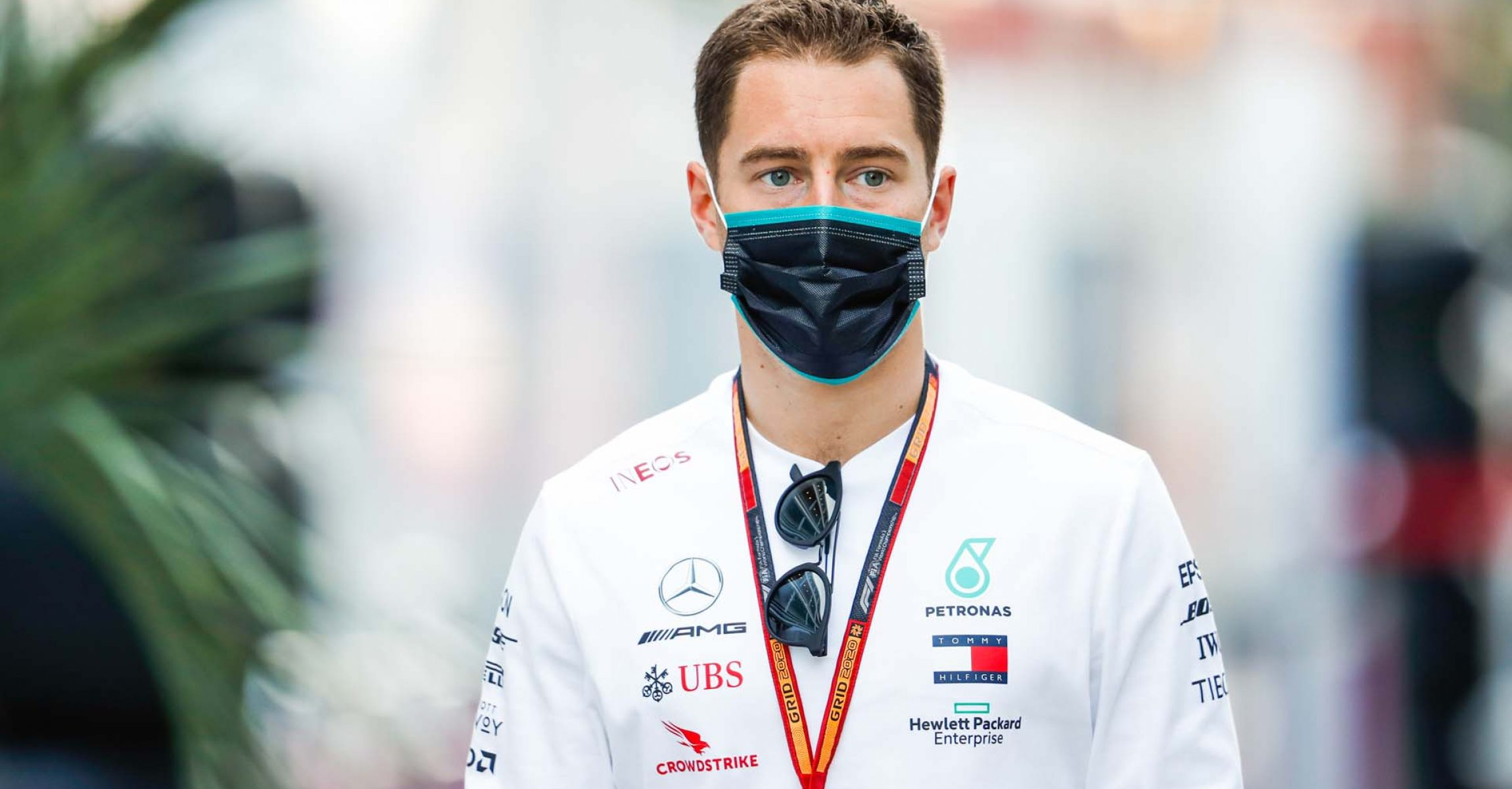 2020 Russian Grand Prix, Saturday - Wolfgang Wilhelm Stoffel Vandoorne Mercedes