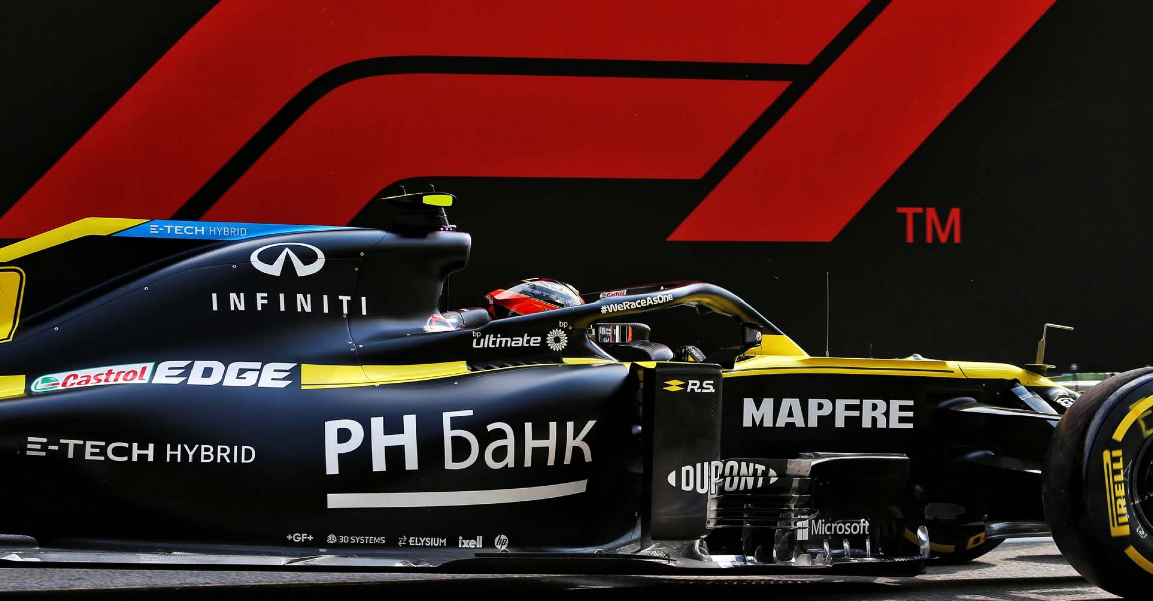 Esteban Ocon (FRA) Renault F1 Team RS20. Russian Grand Prix, Saturday 26th September 2020. Sochi Autodrom, Sochi, Russia.