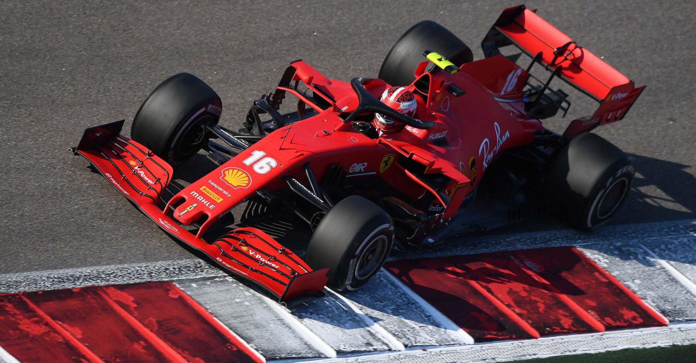 GP RUSSIA F1/2020 -  DOMENICA 27/09/2020   credit: @Scuderia Ferrari Press Office Charles Leclerc