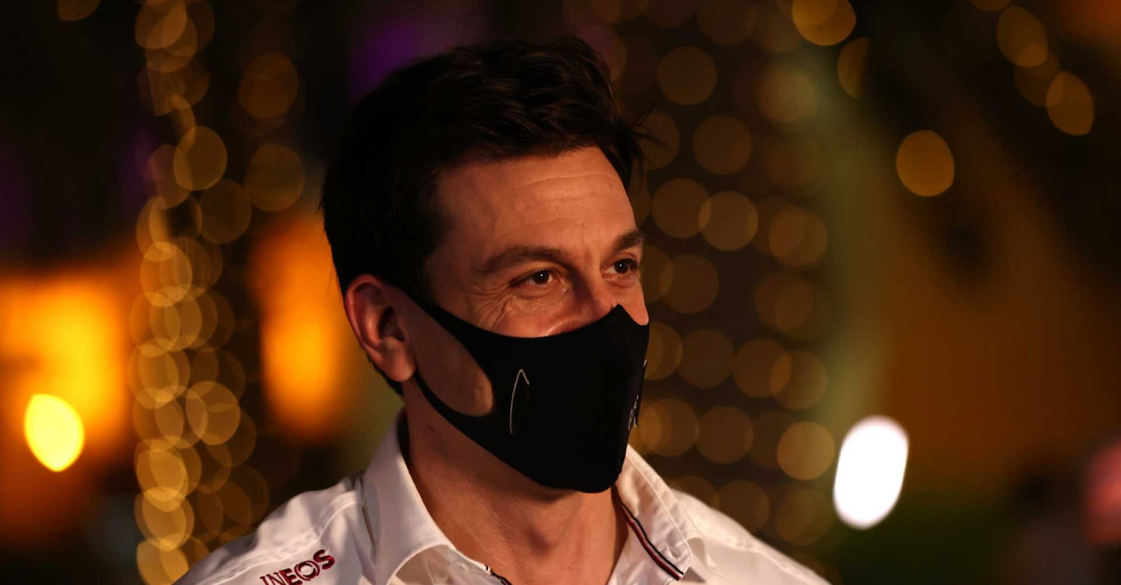 2020 Sakhir Grand Prix, Friday – Steve Etherington Toto Wolff Mercedes