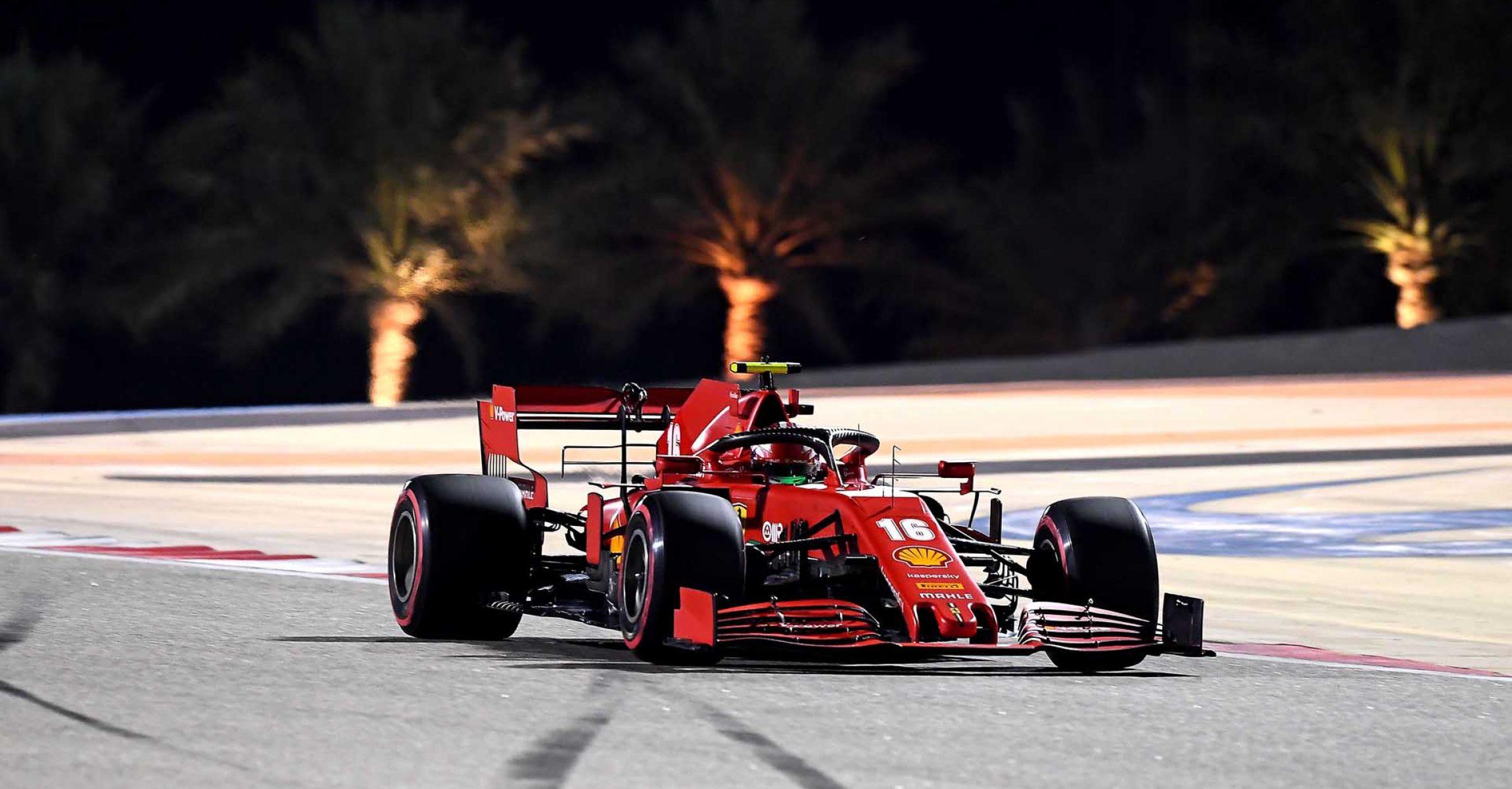 GP SAKHIR  F1/2020 - SABATO 05/12/2020   credit: @Scuderia Ferrari Press Office Charles Leclerc
