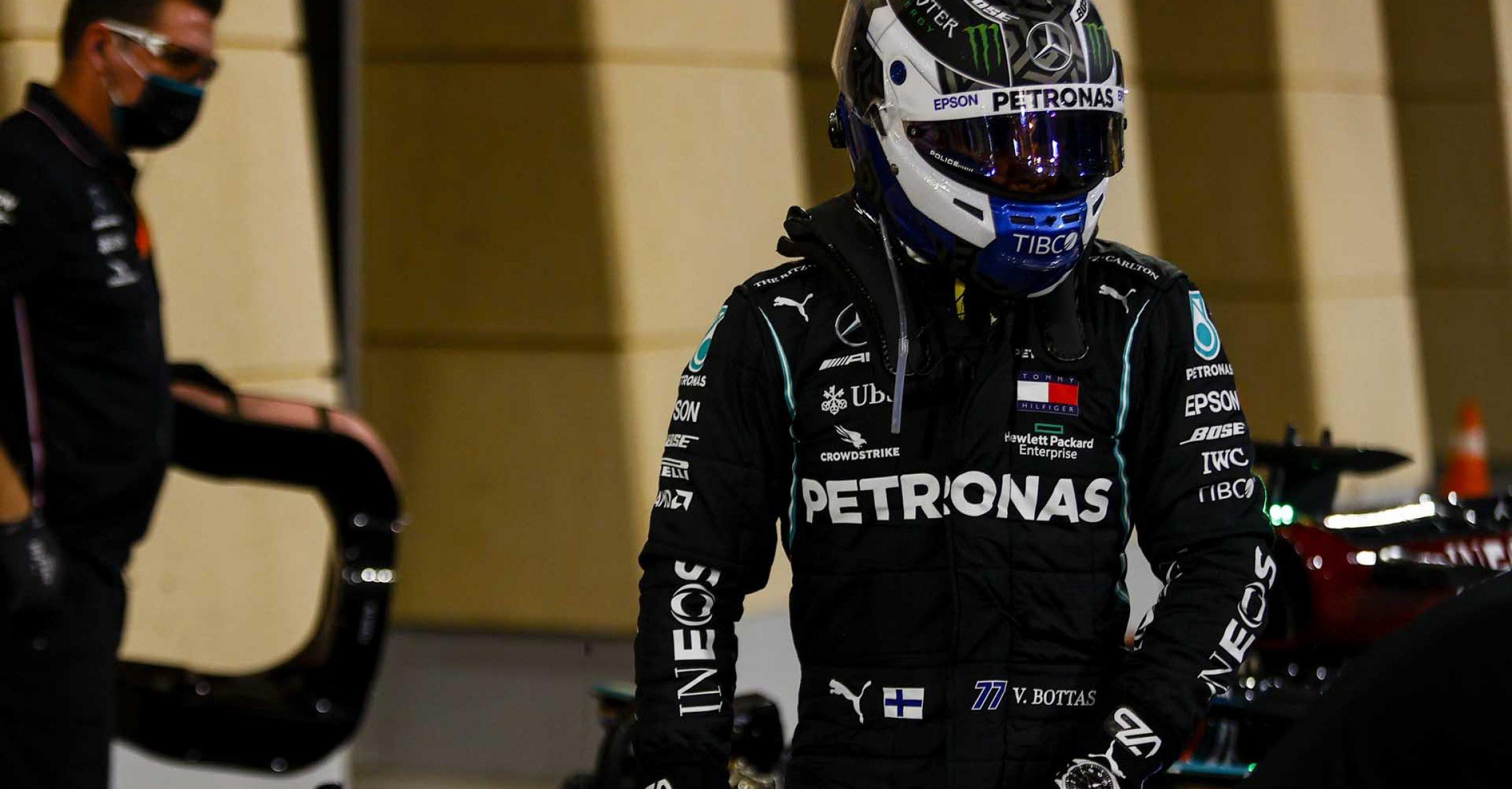 2020 Sakhir Grand Prix, Saturday – LAT Images Valtteri Bottas Mercedes