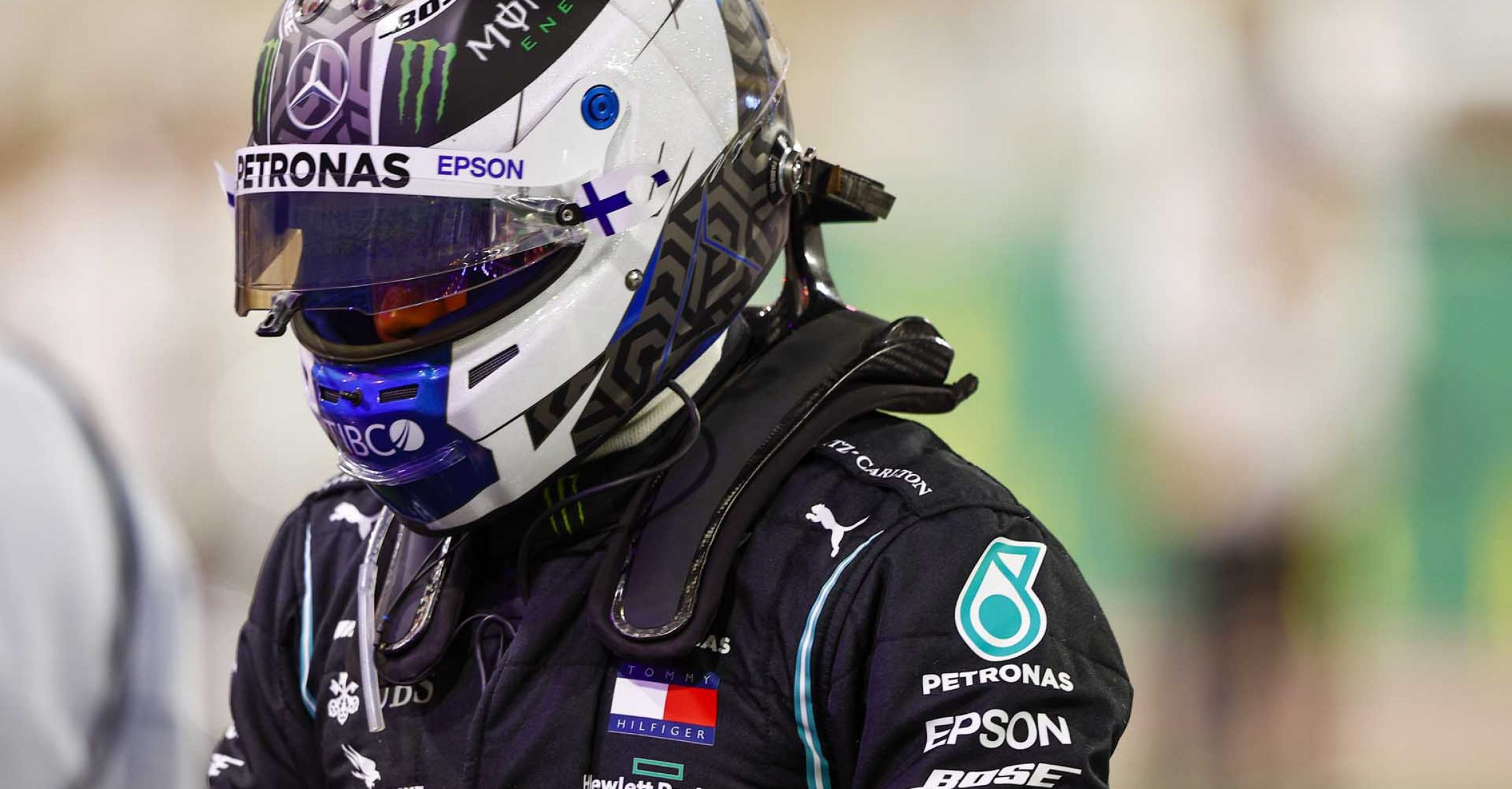 2020 Sakhir Grand Prix, Sunday – LAT Images Valtteri Bottas Mercedes