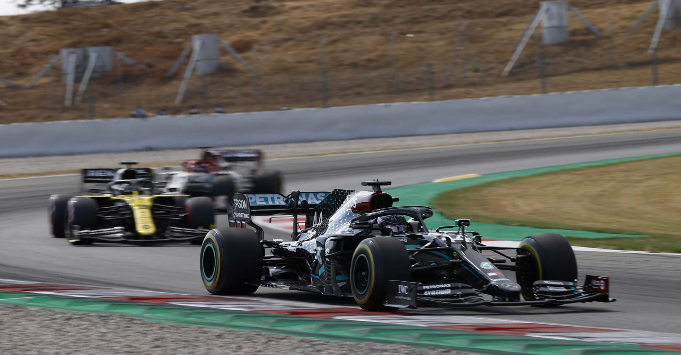 2020 Spanish Grand Prix, Sunday - LAT Images Lewis Hamilton Mercedes