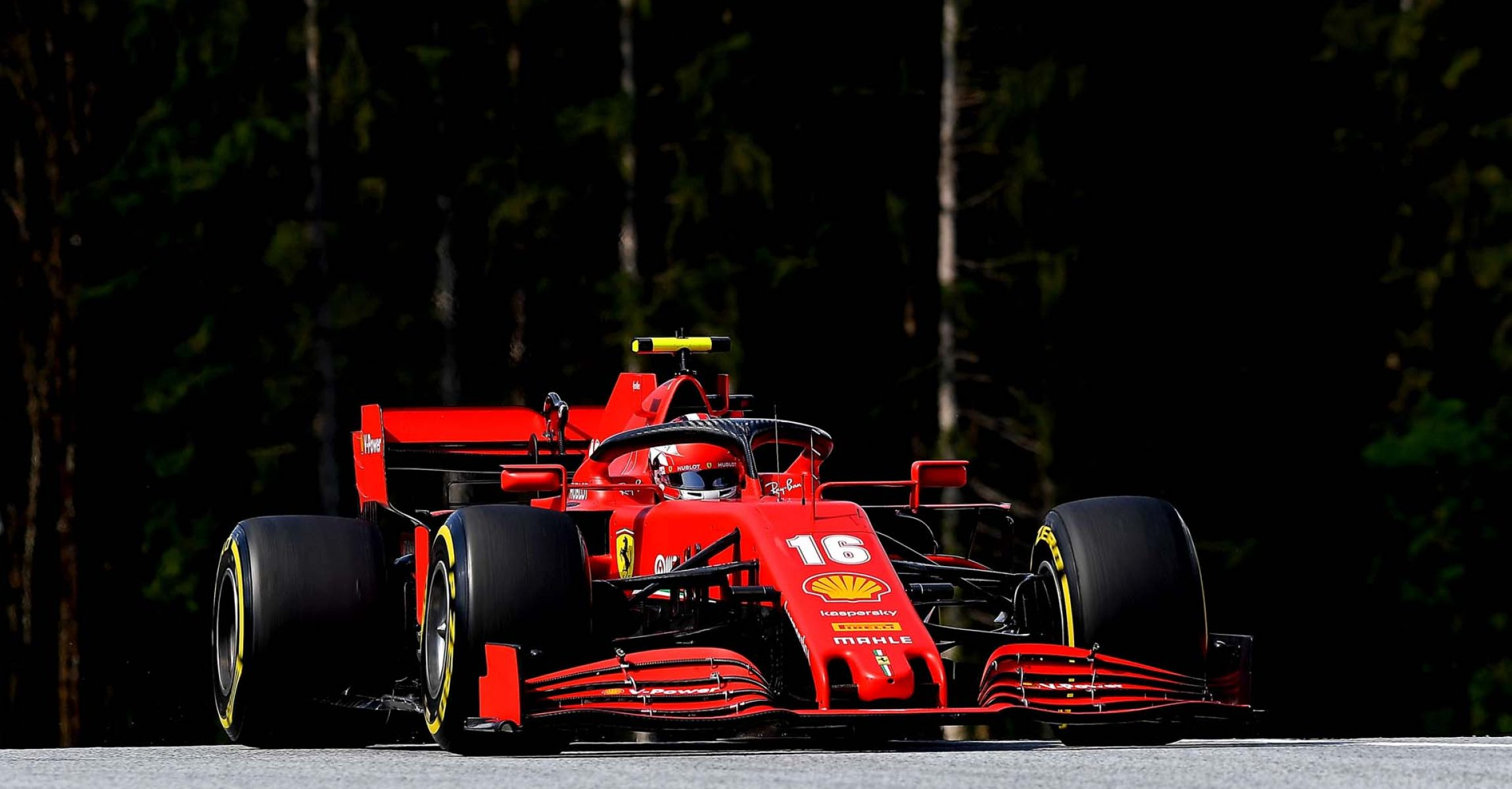 GP STYRIA F1/2020 - VENERDÌ 10/07/2020 credit: @Scuderia Ferrari Press Office Charles Leclerc
