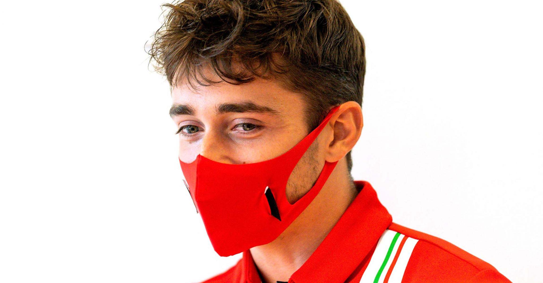 GP STYRIA F1/2020 -  GIOVEDÌ 09/07/2020     credit: @Scuderia Ferrari Press Office Charles Leclerc