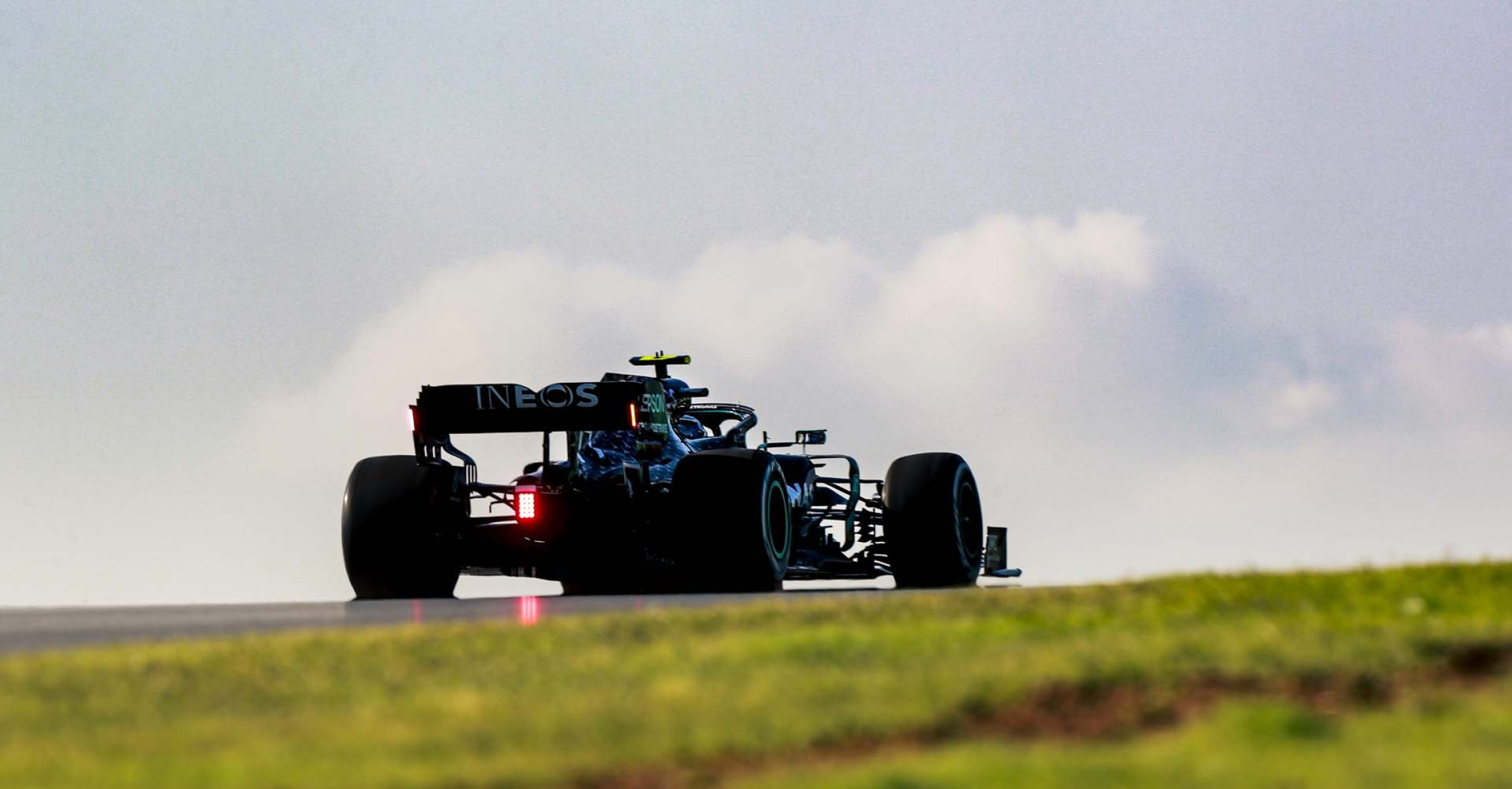 2020 Turkish Grand Prix, Friday - LAT Images Valtteri Bottas Mercedes