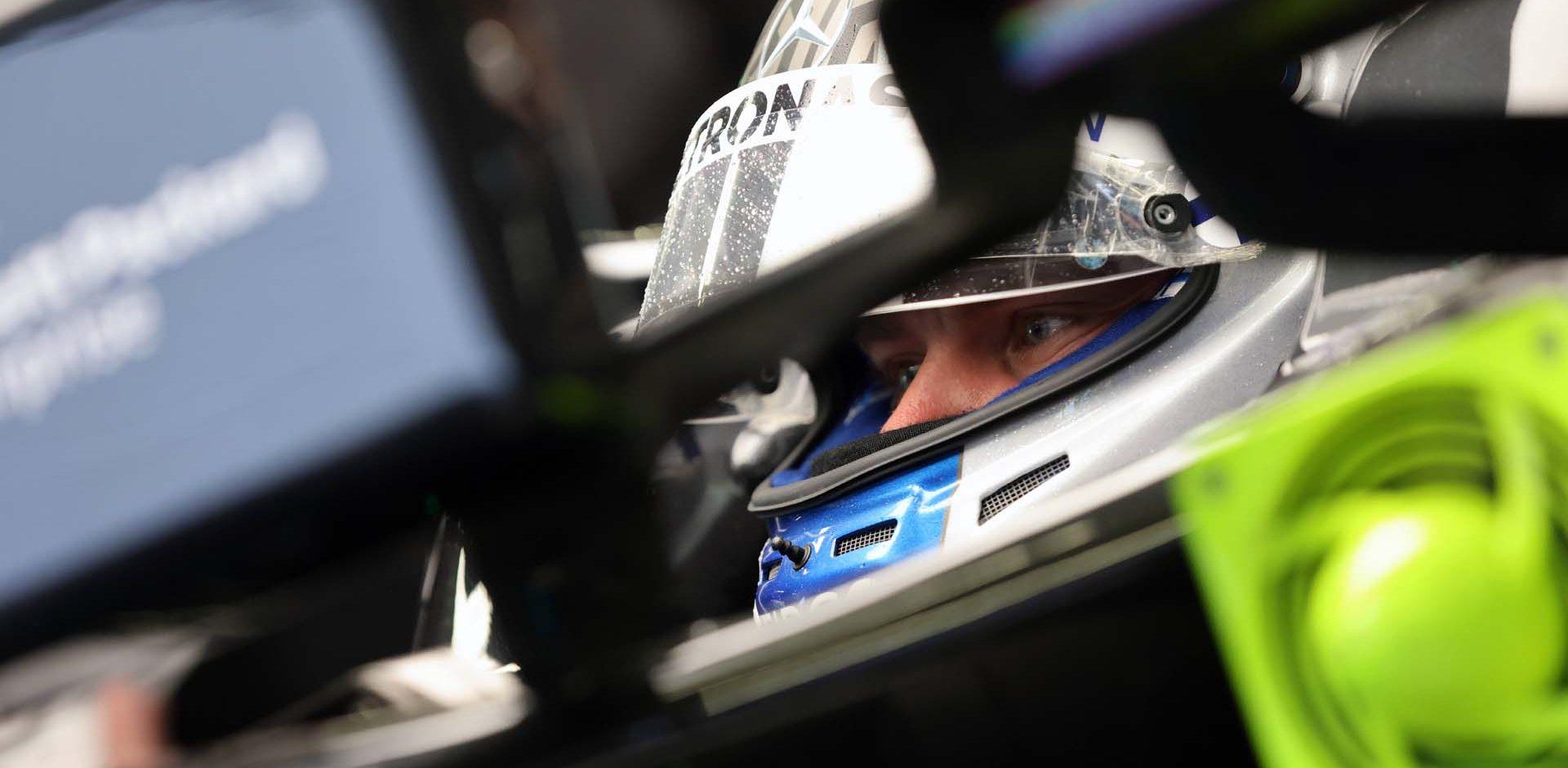 2020 Turkish Grand Prix, Saturday - Steve Etherington Valtteri Bottas Mercedes