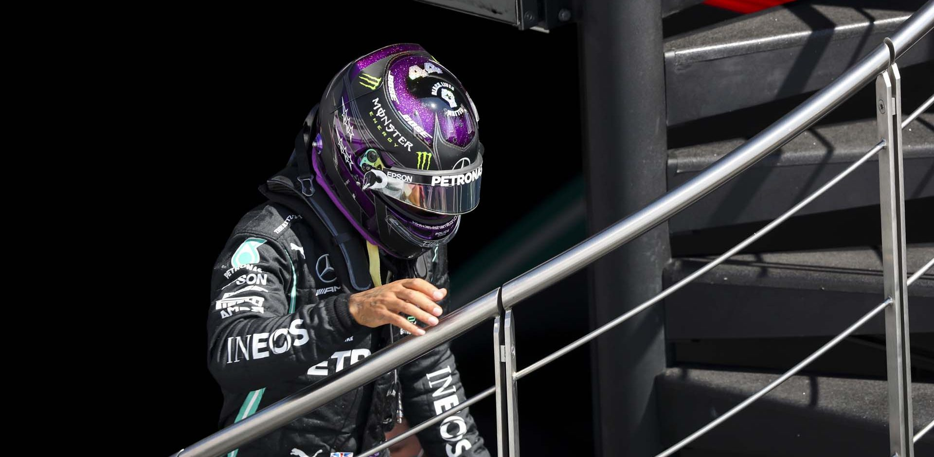 2020 Tuscan Grand Prix, Saturday - LAT Images Lewis Hamilton Mercedes