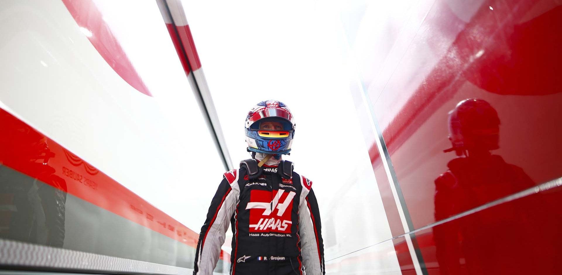MUGELLO CIRCUIT, ITALY - SEPTEMBER 11: Romain Grosjean, Haas F1 during the Tuscany GP at Mugello Circuit on Friday September 11, 2020, Italy. (Photo by Andy Hone / LAT Images)