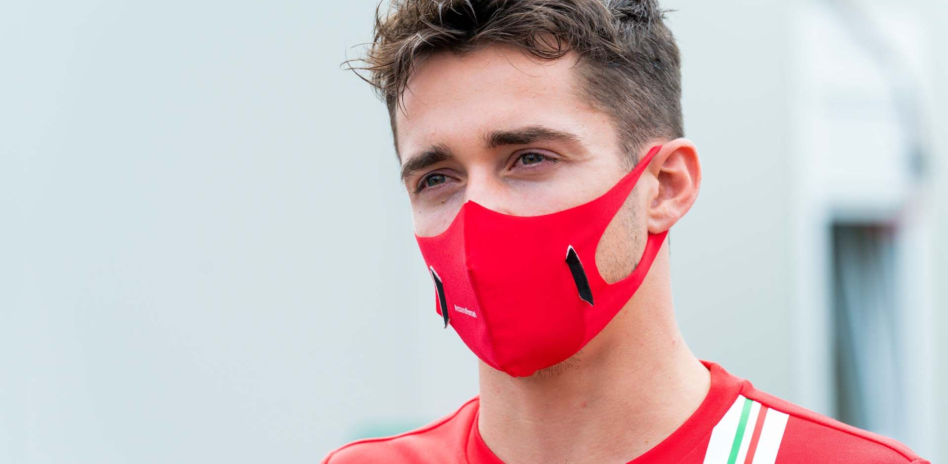 GP TOSCANA FERRARI 1000 F1/2020 -  GIOVEDÌ 10/09/2020   credit: @Scuderia Ferrari Press Office Charles Leclerc
