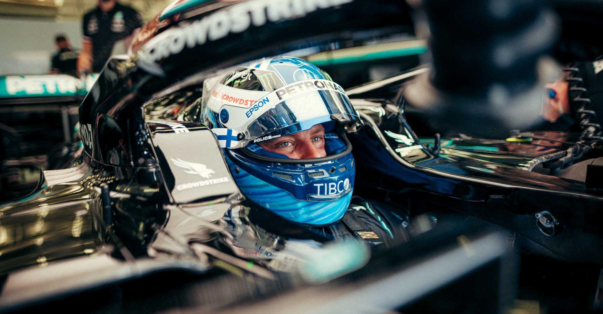 2021 Bahrain Grand Prix, Friday - Sebastian Kawka Valtteri Bottas
