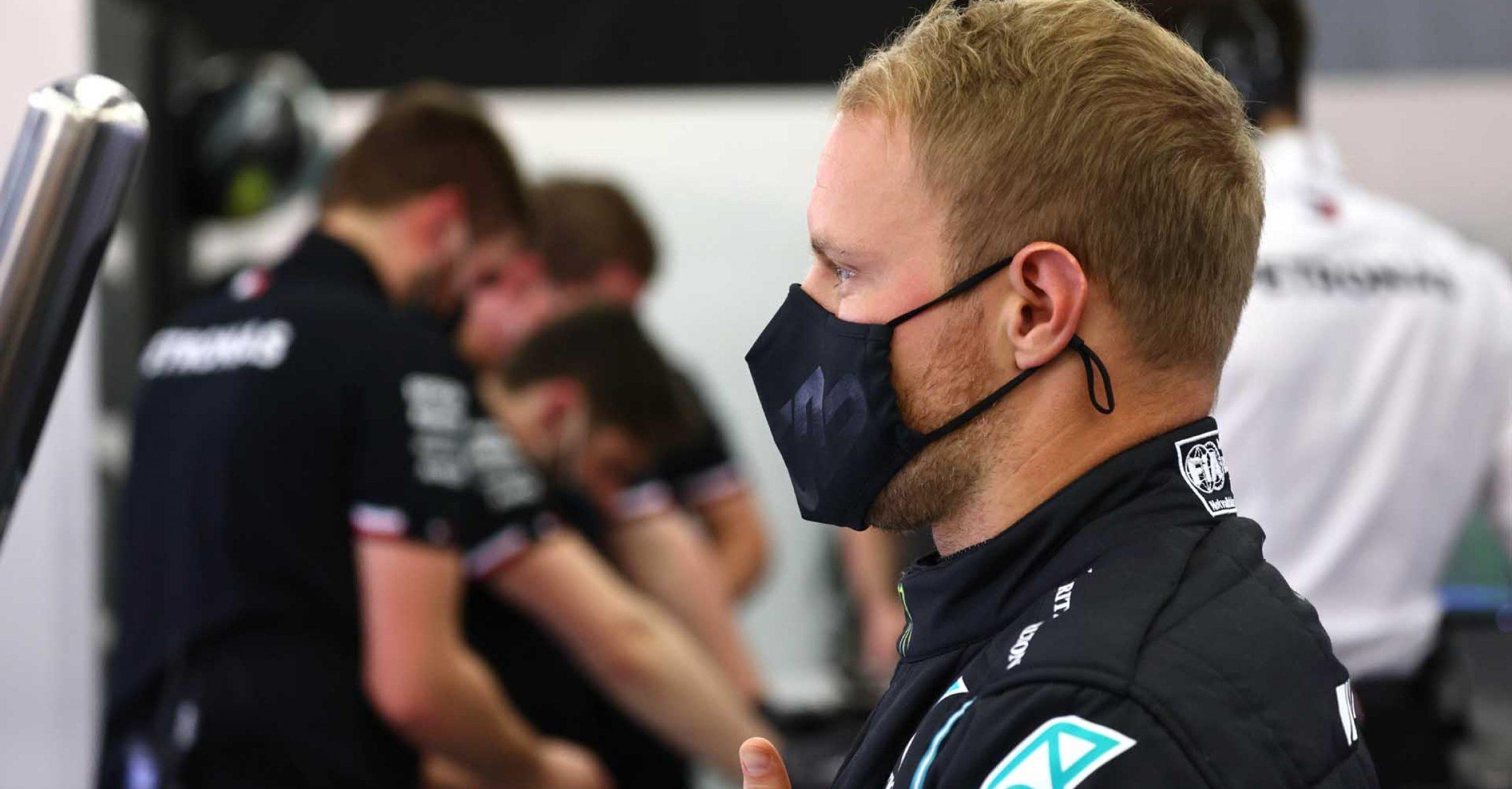 2021 Bahrain Grand Prix, Saturday - Steve Etherington Valtteri Bottas Mercedes
