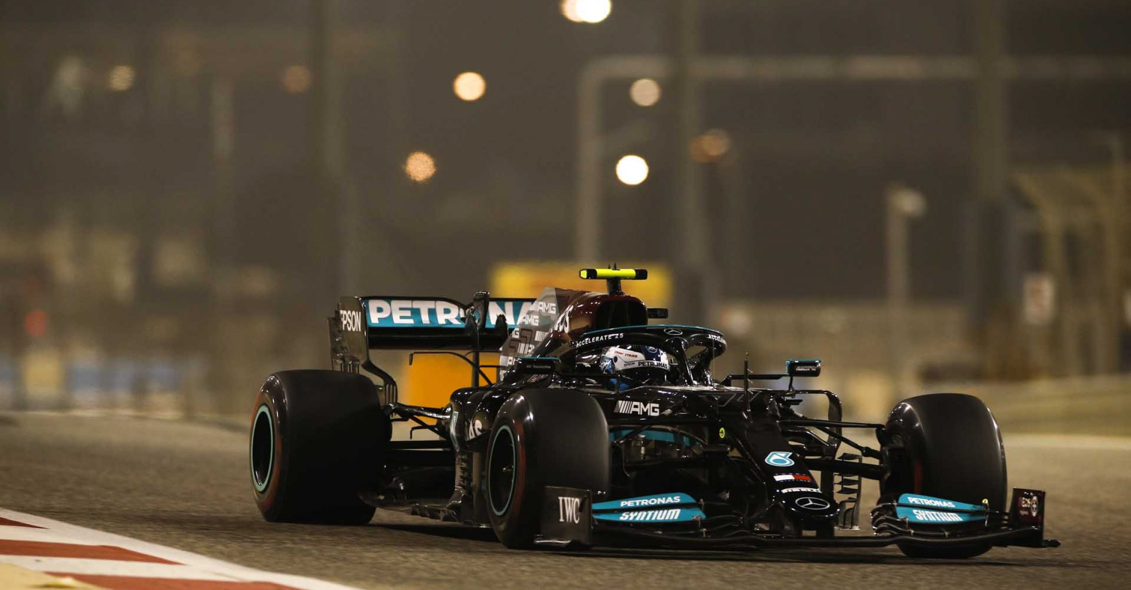 2021 Bahrain Pre-Season Test, Day 2 - Jiri Krenek Valtteri Bottas Mercedes