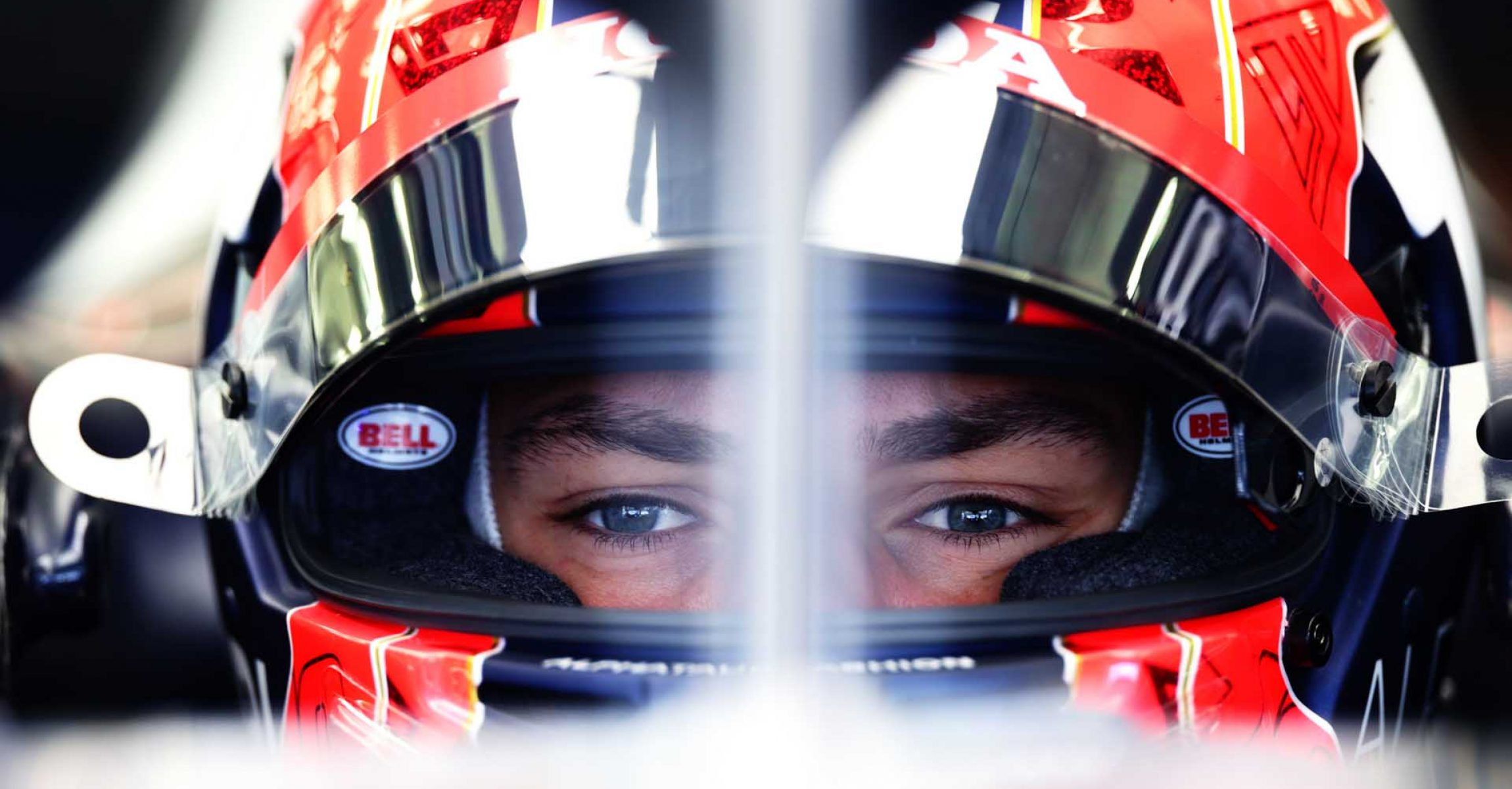 BAHRAIN, BAHRAIN - MARCH 14: Pierre Gasly of France and Scuderia AlphaTauri prepares to drive in the garage during Day Three of F1 Testing at Bahrain International Circuit on March 14, 2021 in Bahrain, Bahrain. (Photo by Peter Fox/Getty Images) // Getty Images / Red Bull Content Pool  // SI202103140035 // Usage for editorial use only //