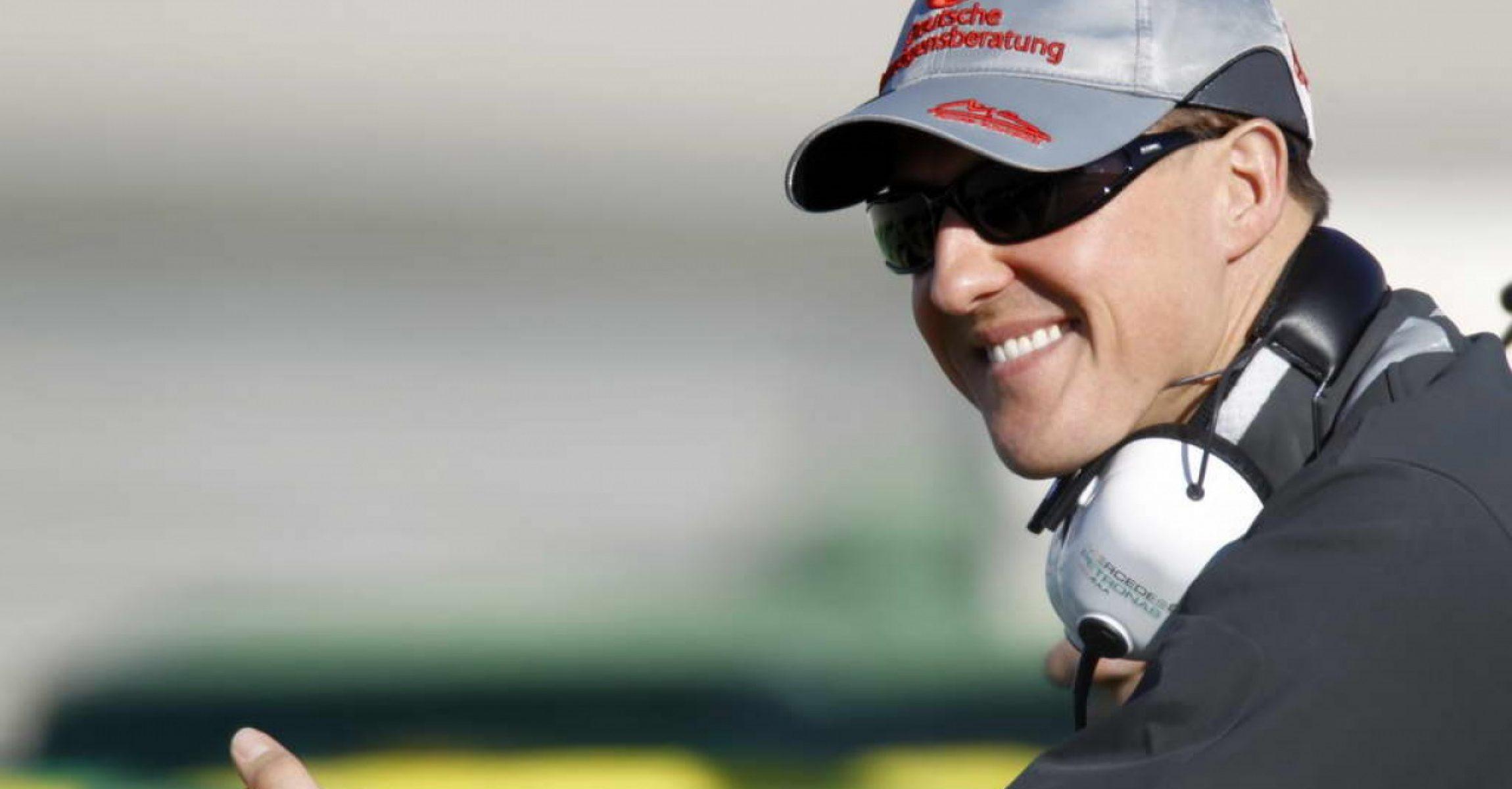 Michael Schumacher, Mercedes W01, Valencia, 2010