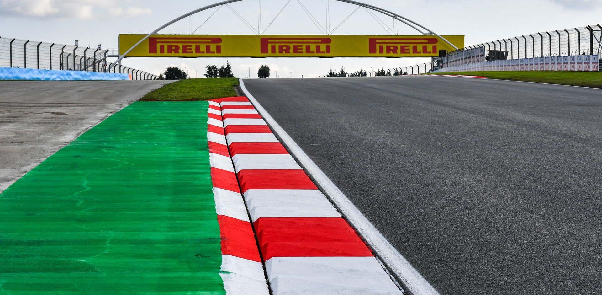 Istanbul Park, Turkish Grand Prix, 2020
