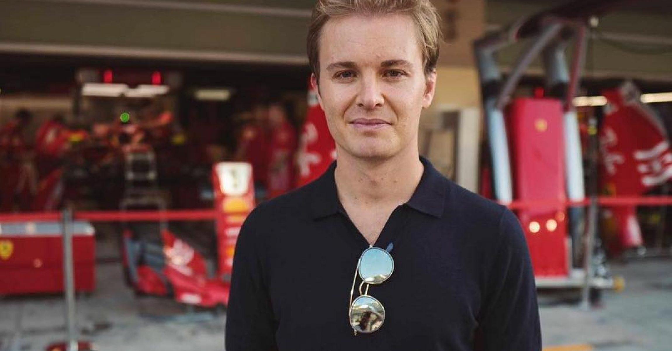 Fotó: Facebook / Nico Rosberg