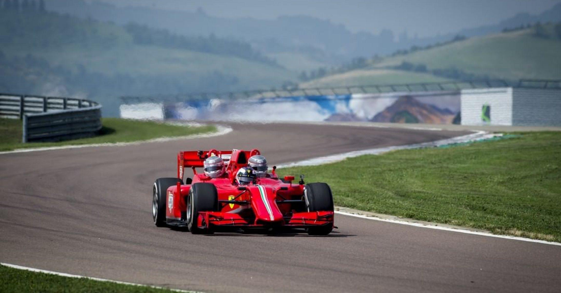 Ferrari, 3-seaters F1