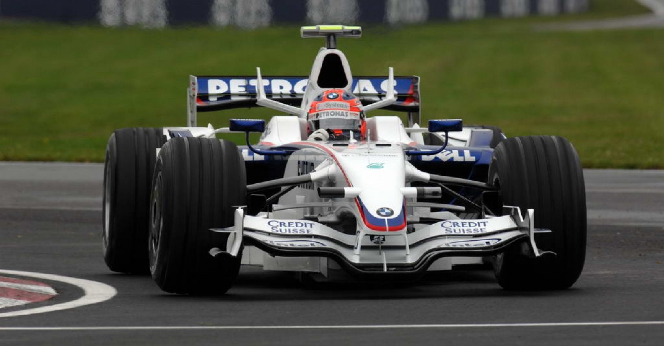 Robert Kubica, BMW, 2008, CanadianGP2008