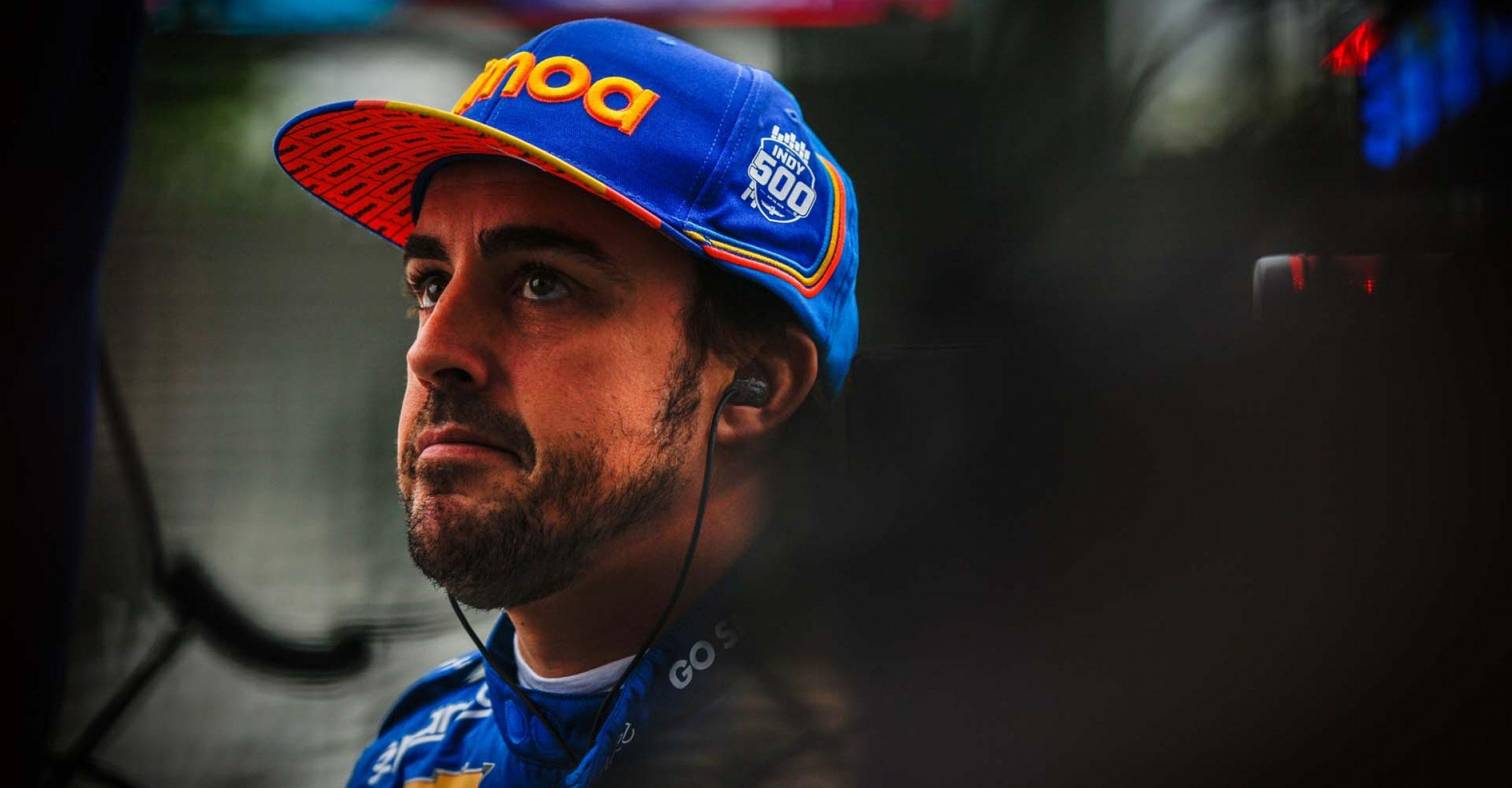 McLaren, Fernando Alonso, IndyCar, Indianapolis 500, 2019