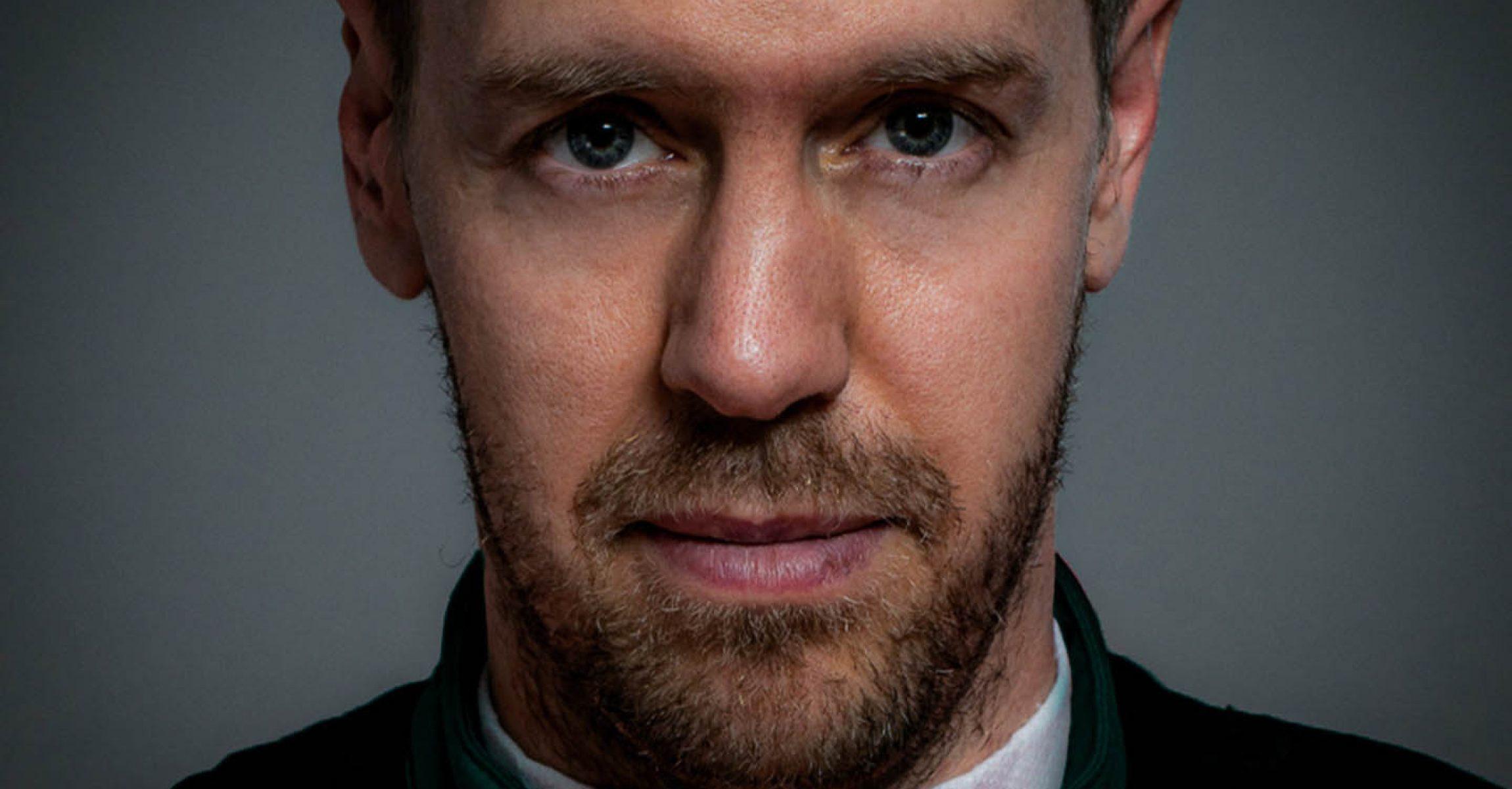Sebastian Vettel, Aston Martin,
