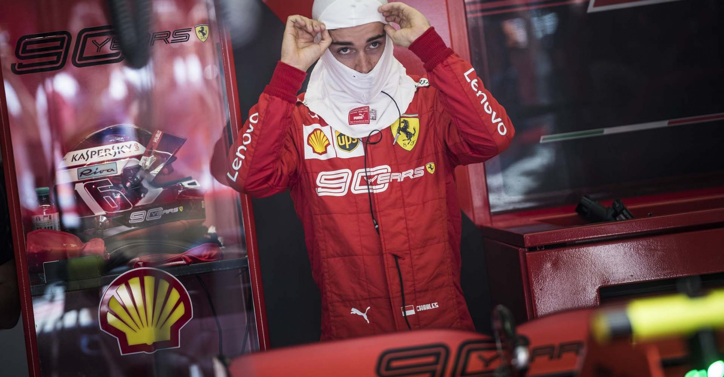Charles Leclerc races at the FIA Formula One World Championship 2019 in Spielberg, Austria on June 29, 2019 // Philip Platzer/Red Bull Content Pool // AP-1ZSYDWWAW1W11 // Usage for editorial use only // Please go to www.redbullcontentpool.com for further information. //