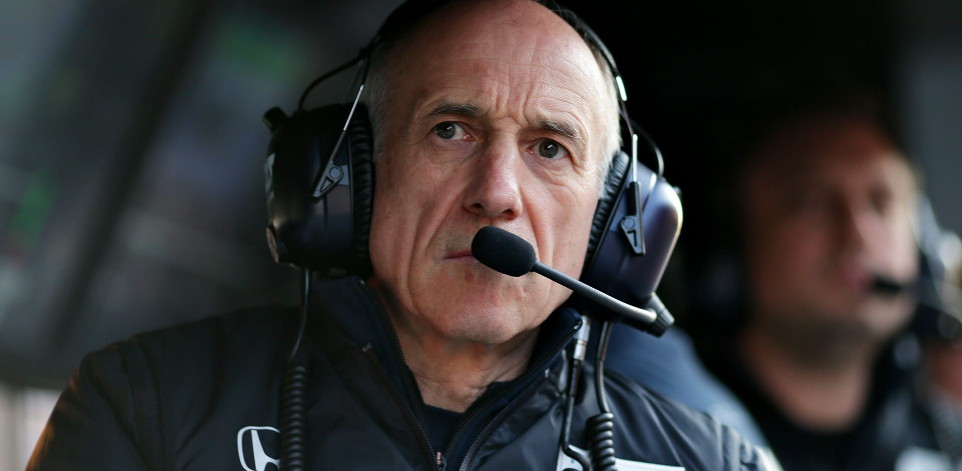 BARCELONA, SPAIN - FEBRUARY 20: Scuderia AlphaTauri Team Principal Franz Tost looks on from the pitwall during day two of F1 Winter Testing at Circuit de Barcelona-Catalunya on February 20, 2020 in Barcelona, Spain. (Photo by Peter Fox/Getty Images)