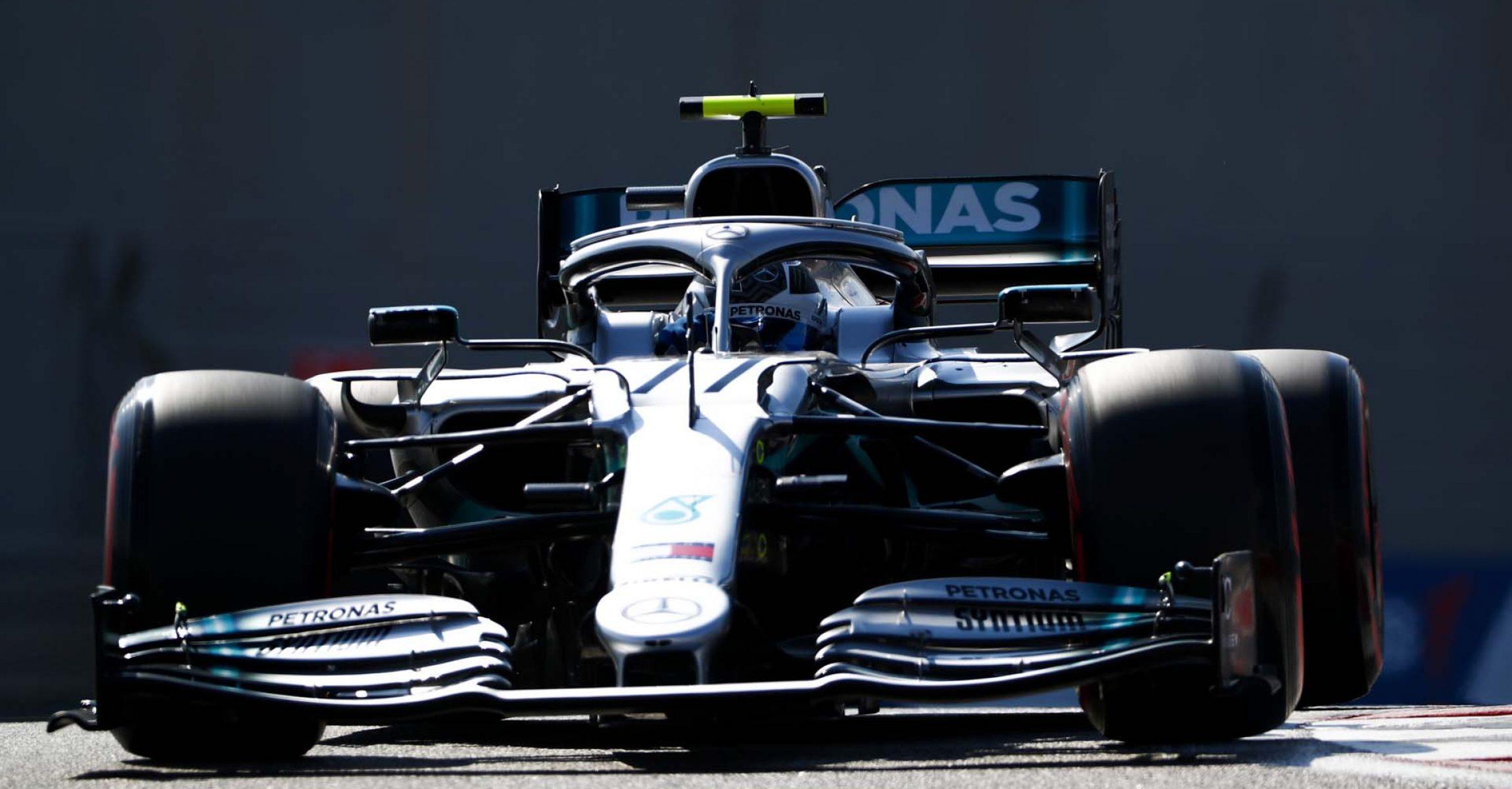 2019 Abu Dhabi Grand Prix, Friday - LAT Images Valtteri Bottas Mercedes