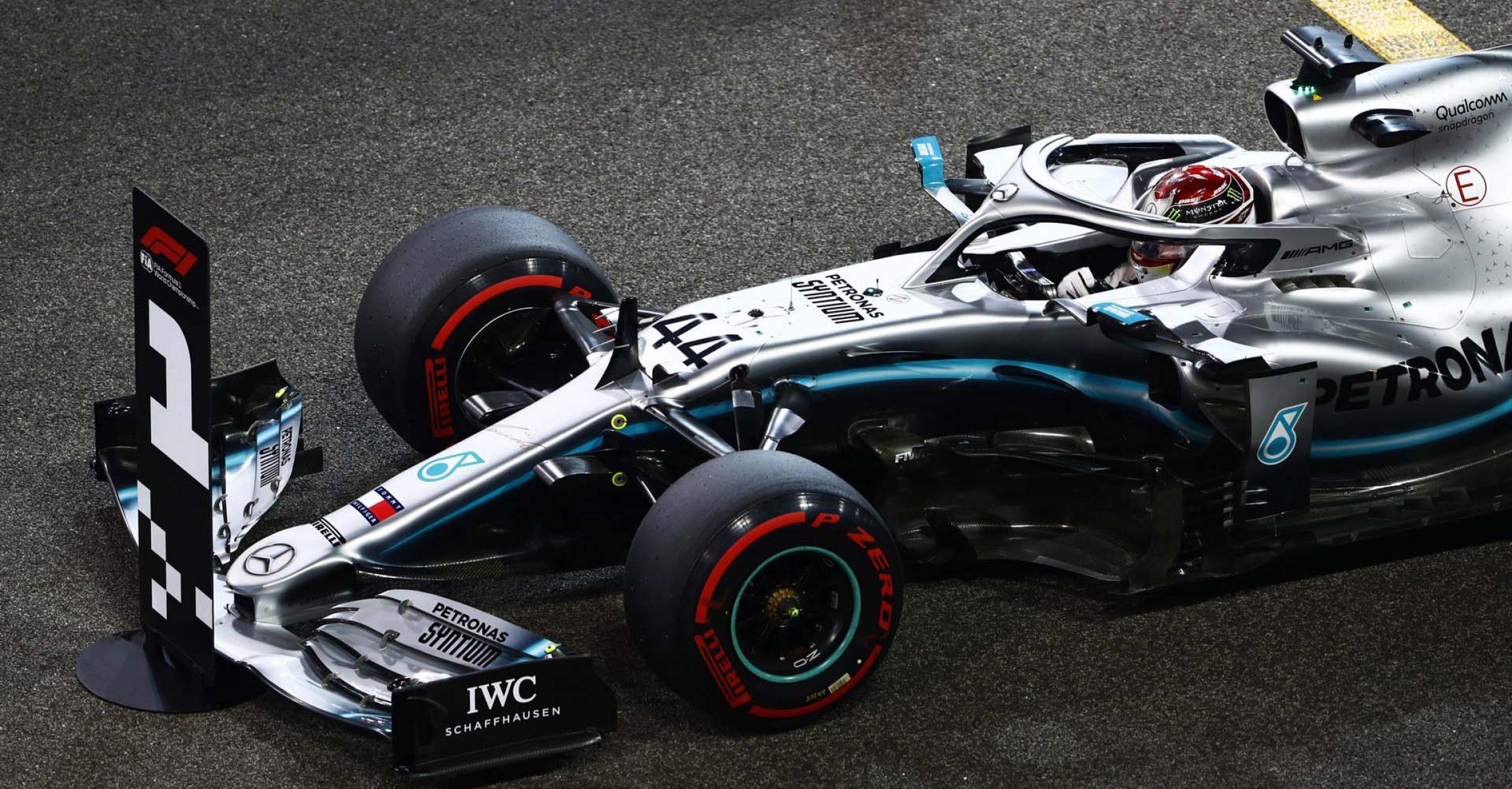 2019 Abu Dhabi Grand Prix, Saturday - LAT Images Lewis Hamilton Mercedes