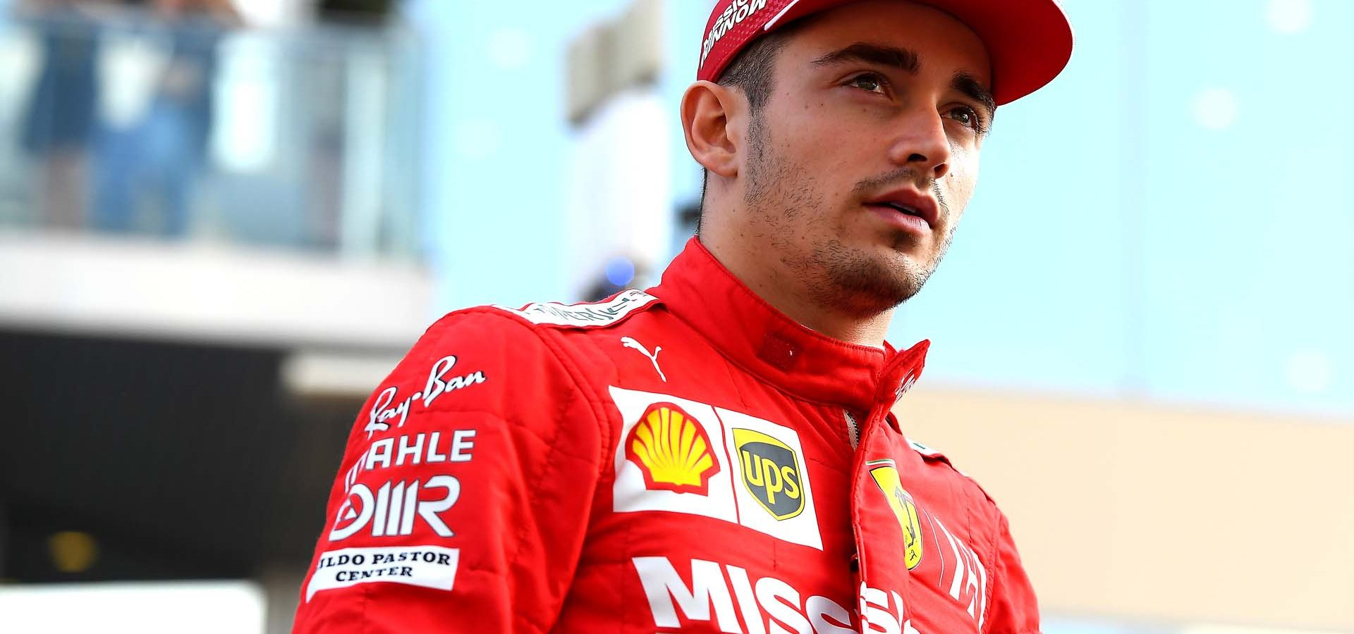 GP ABU DHABI  F1/2019 - DOMENICA 01/12/2019   Charles Leclerc Ferrari credit: @Scuderia Ferrari Press Office