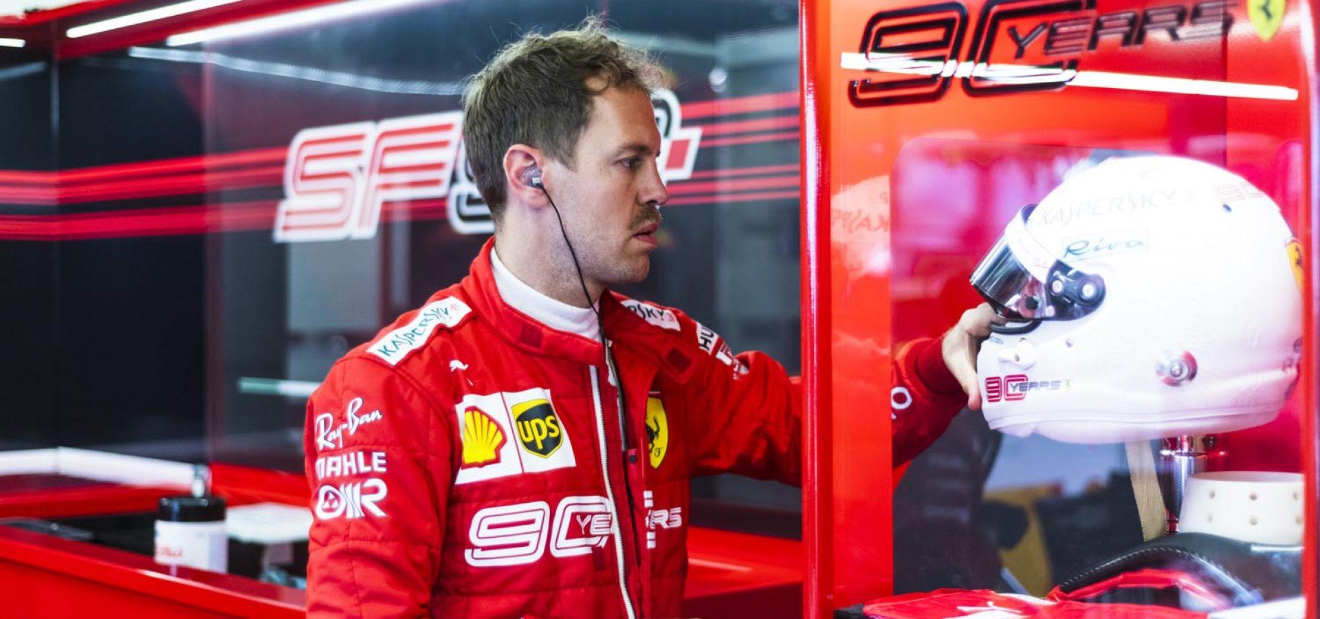 Ferrari, Melbourne, Sebastian Vettel