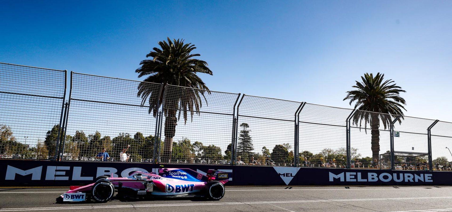 Fotó: Racing Point