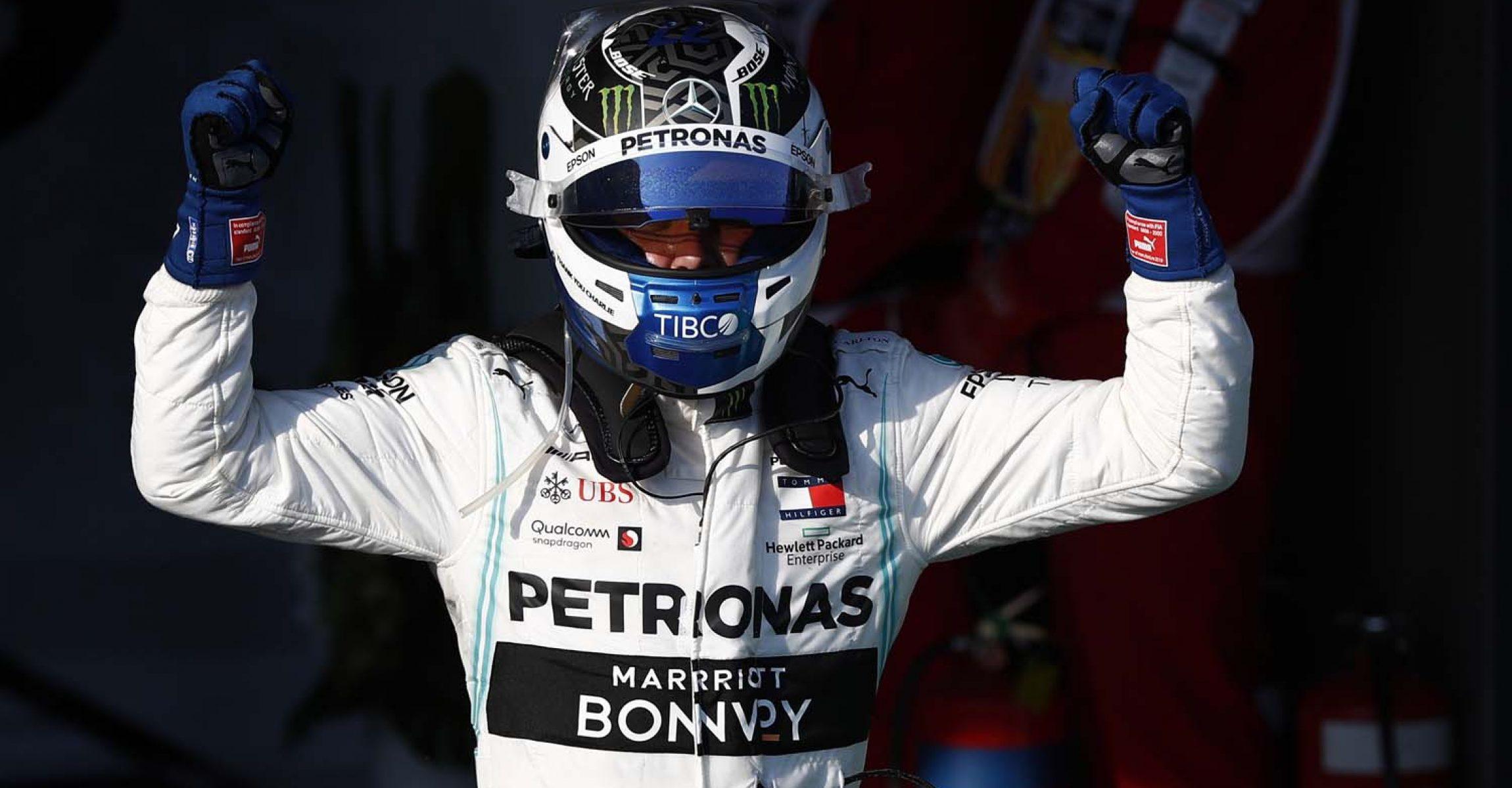 2019 Australian Grand Prix, Sunday - LAT Images Valtteri Bottas