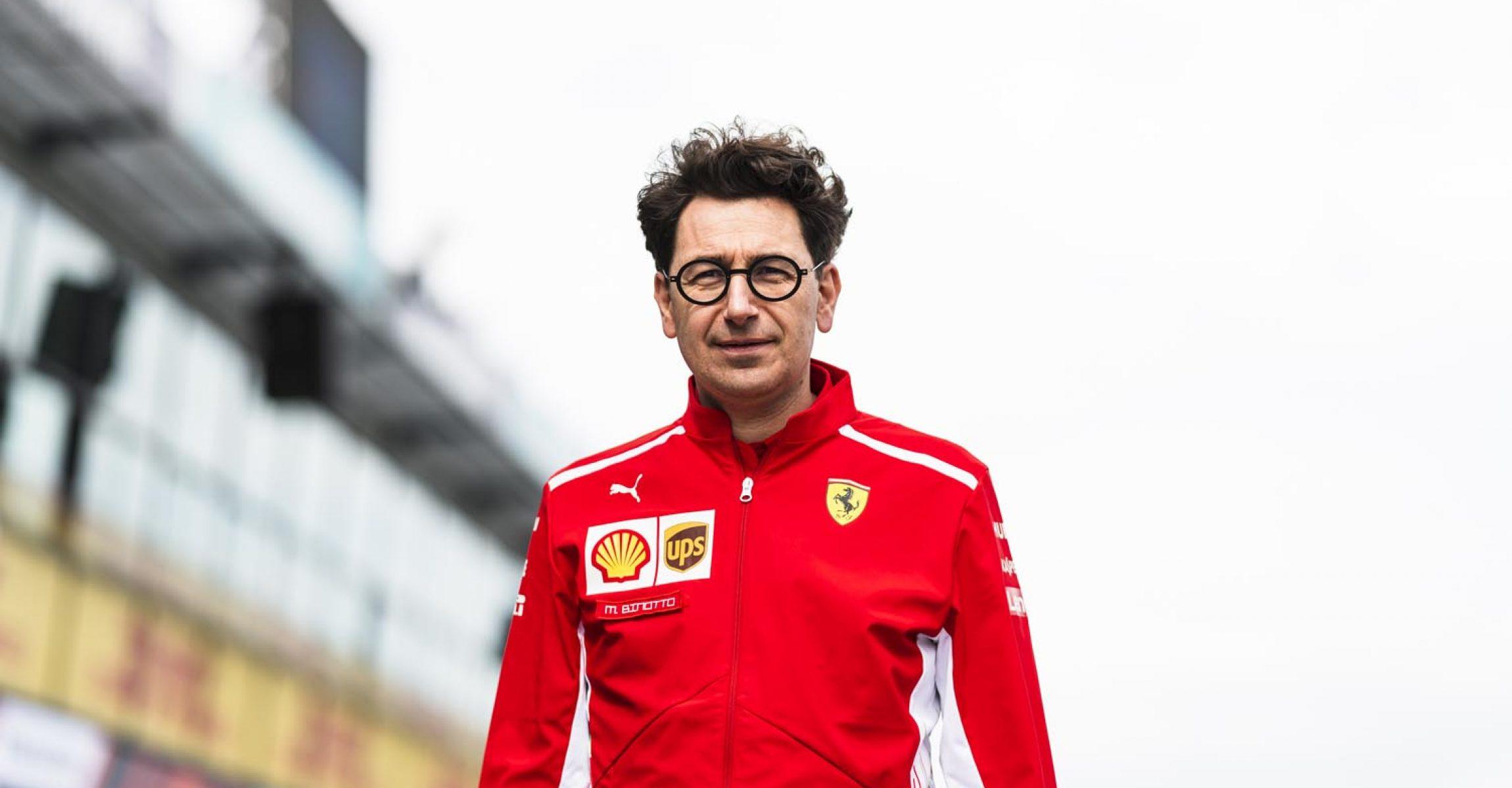 Ferrari, Australian Grand Prix 2019, Melbourne Mattia Binotto