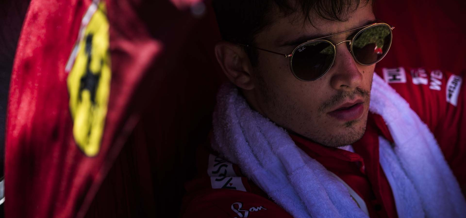 Charles Leclerc during the FIA Formula One World Championship 2019 in Spielberg, Austria on June 30, 2019 // Philip Platzer/Red Bull Content Pool // AP-1ZTAR97511W11 // Usage for editorial use only // Please go to www.redbullcontentpool.com for further information. //