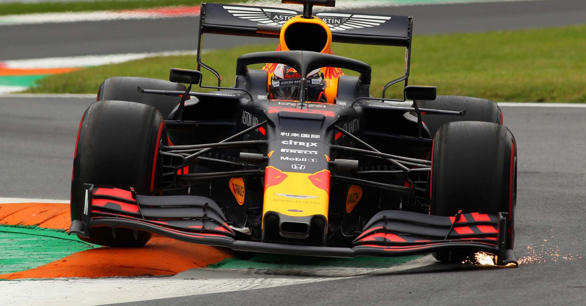 Italian Grand Prix 2019, Monza, Friday, Max Verstappen, Red Bull
