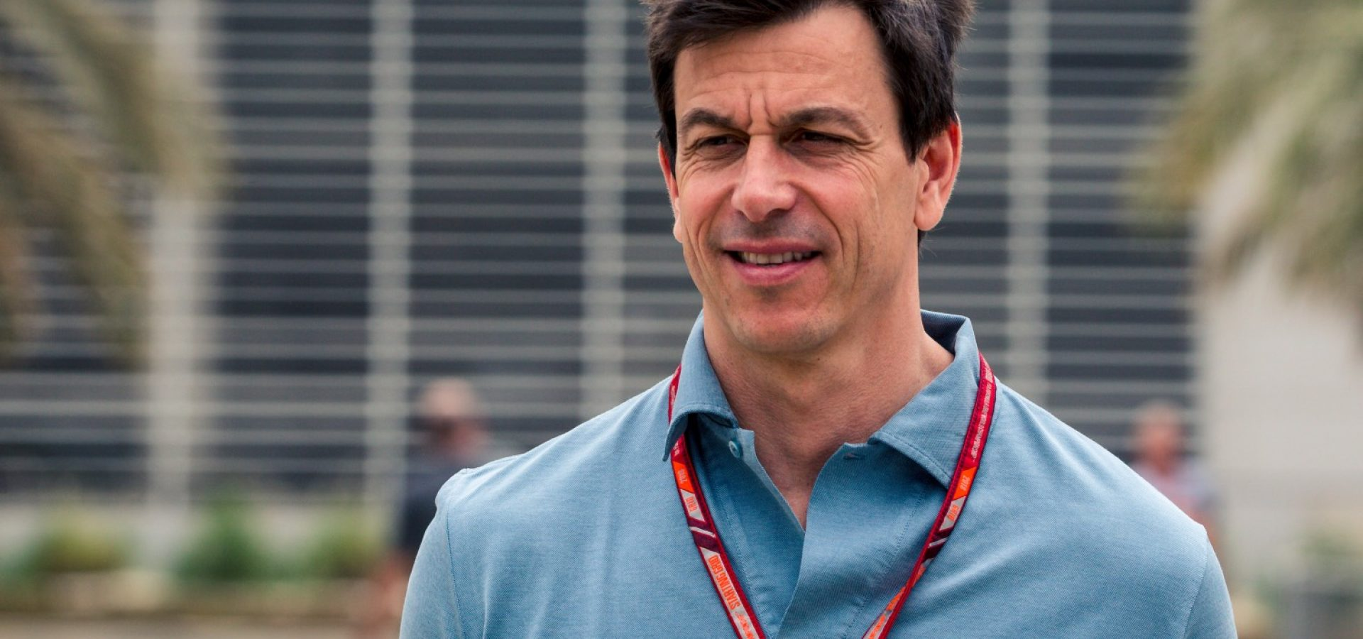 Toto Wolff (AUT) Mercedes AMG F1 Director of Motorsport at Formula One World Championship, Rd2, Bahrain Grand Prix, Preparations, Bahrain International Circuit, Sakhir, Bahrain, Thursday 5 April 2018.