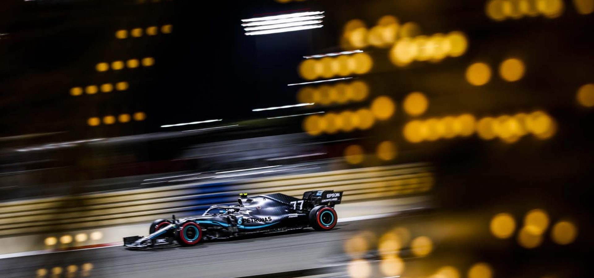 2019 Bahrain Grand Prix, Saturday - Wolfgang Wilhelm Valtteri Bottas Mercedes